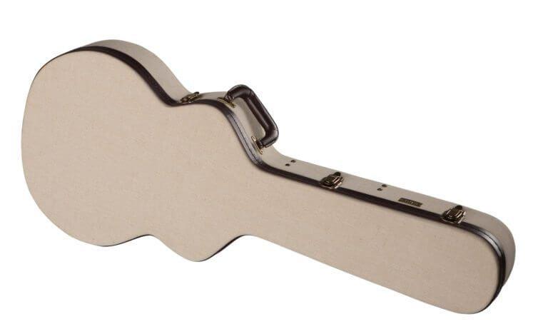 Gator GW JM335 Journeyman Semi-Hollow Deluxe Wood Hard Shell Case