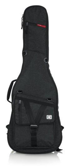 Gator GT-Bass Charcoal Gig Bag Heavy Duty Transit Series
