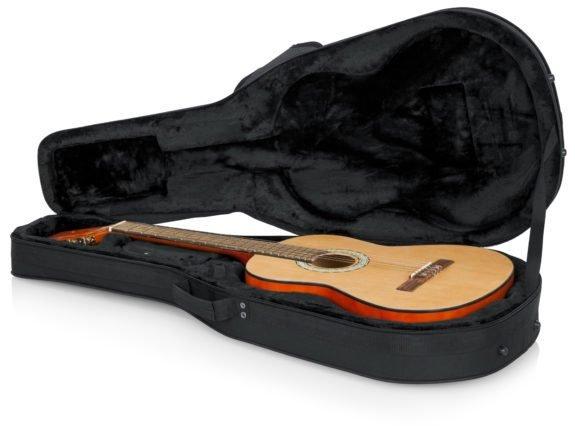 GATOR GL CLASSIC Classical Guitar Polyfoam Lightweight Hard Case