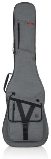 Gator GT-Bass-Grey Gig Bag Heavy Duty Transit Series