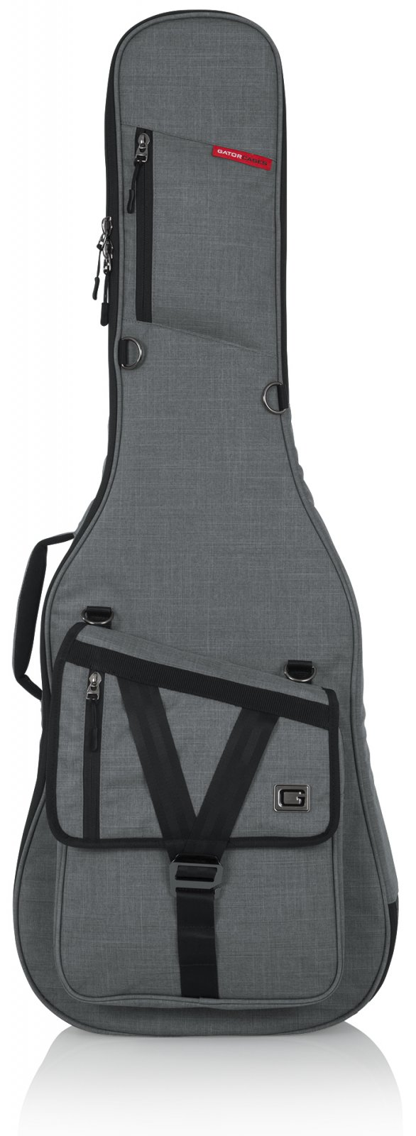 Gator GT-Electric-Grey Gig Bag Heavy Duty Transit Series