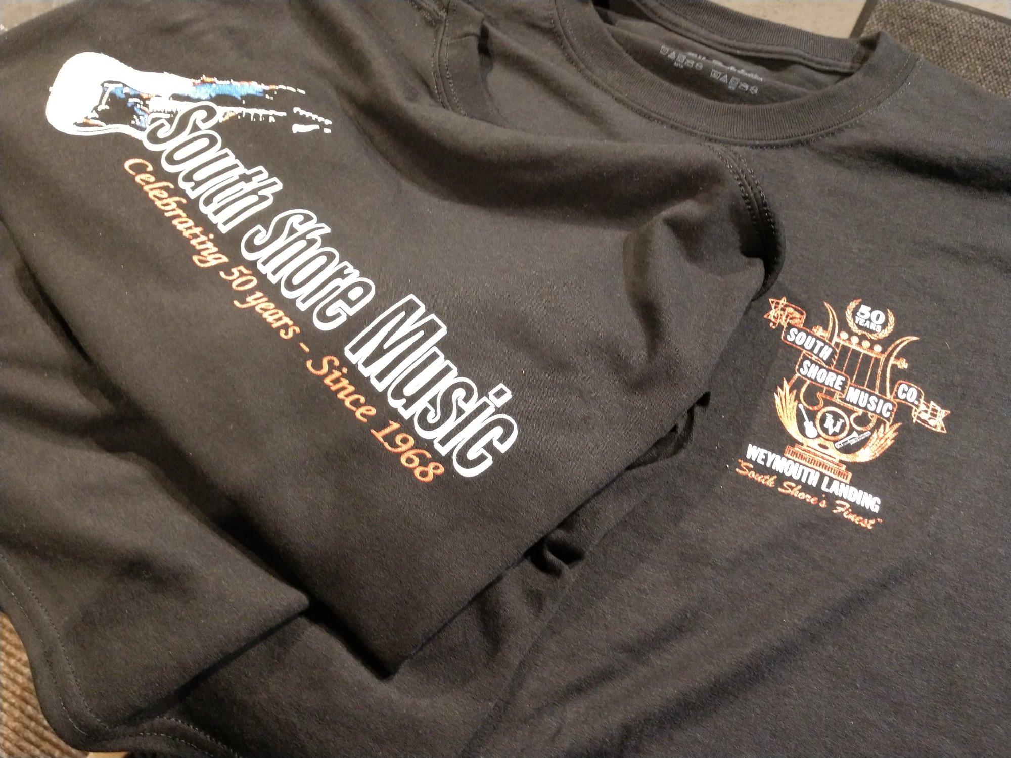 South Shore Music T shirt