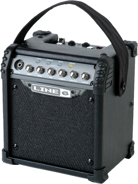 Line 6 Micro Spider Battery Powered Guitar Amp
