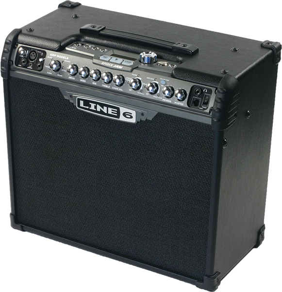 Line 6 Spider Jam 75 Watt Guitar Amp