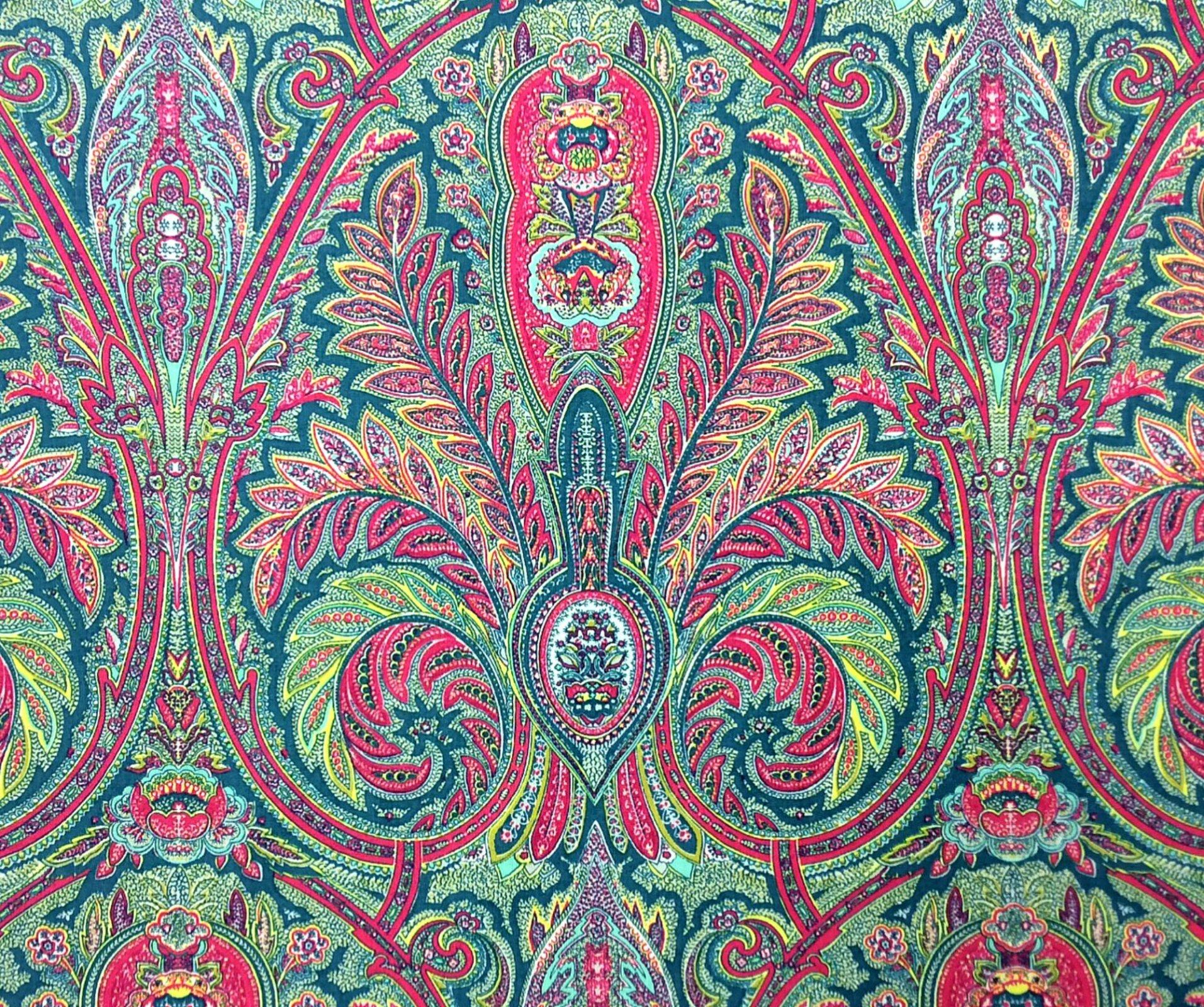 Provence France Valdrome Floral Cotton Home Dec Fabric ST13