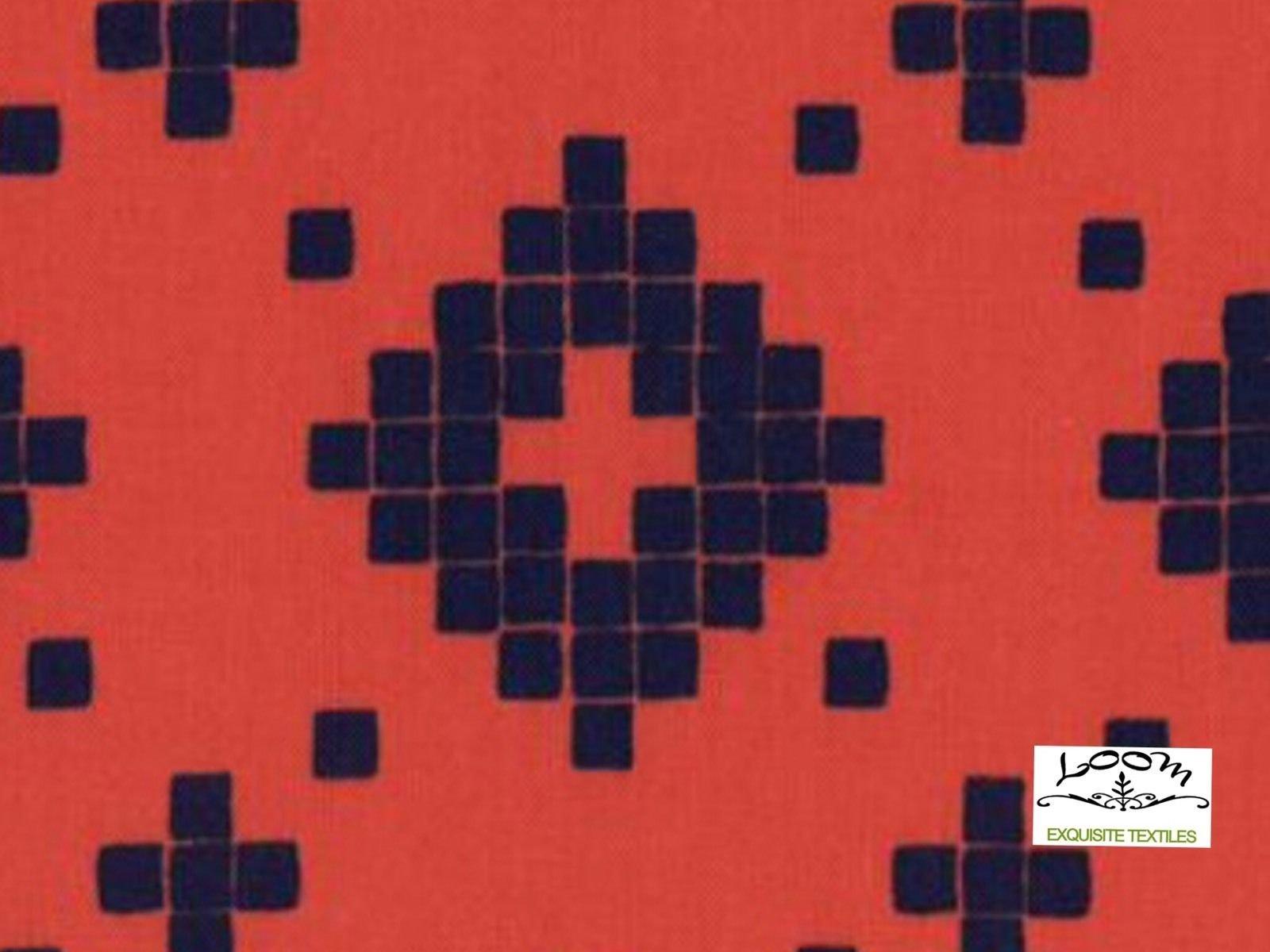 Cotton + Steel Abegg Mesa Taos Southwest Tile Maze Cotton Quilting Fabric CTN09