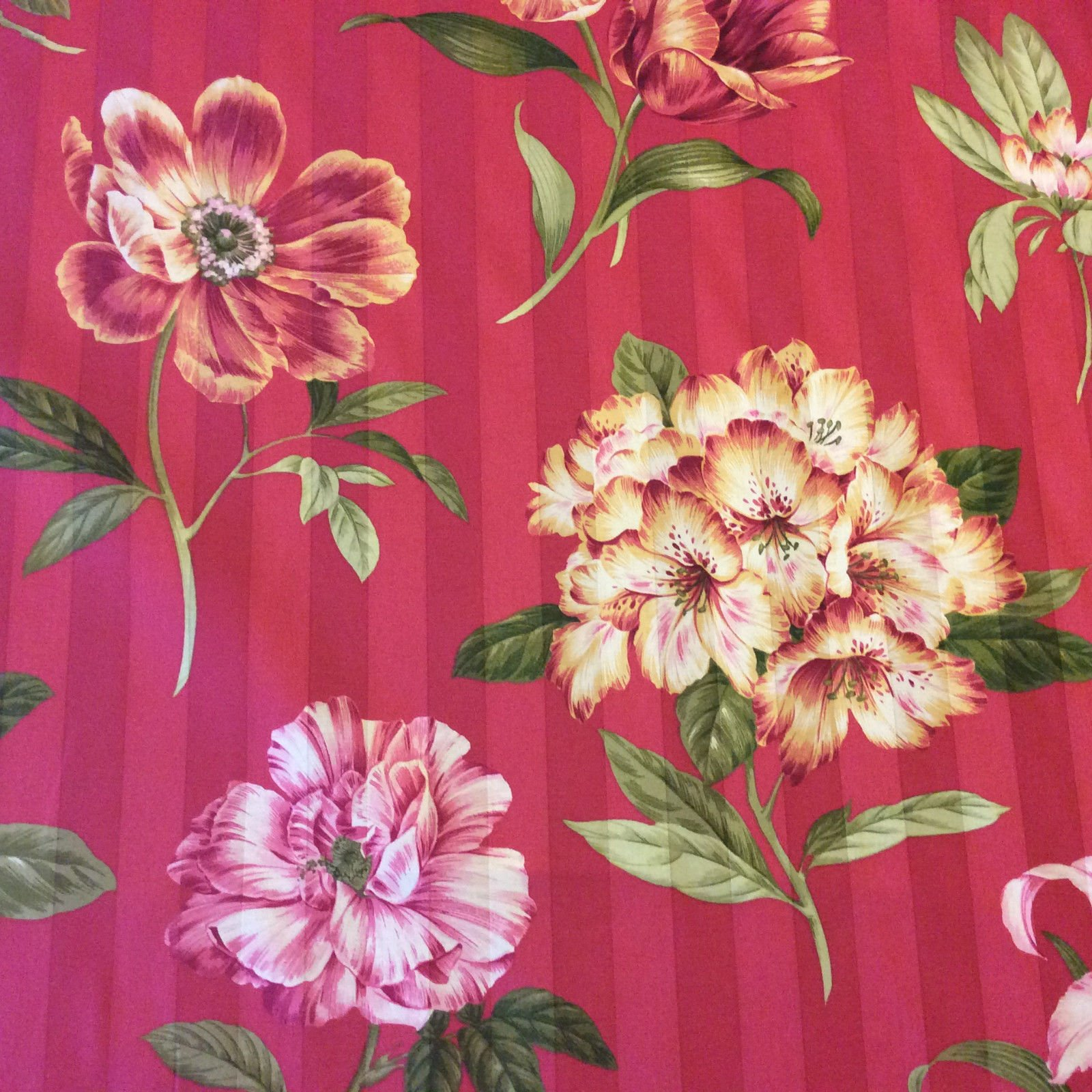 nl247 classic english floral peony dahlia bold large scale floral