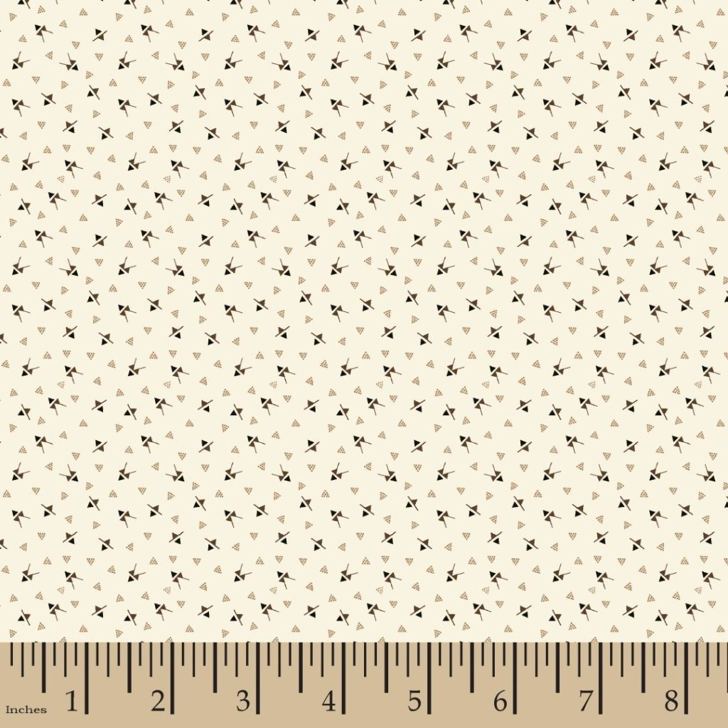 Small Wonders of the World CHINA Retro Cotton Quilt Fabric MD342