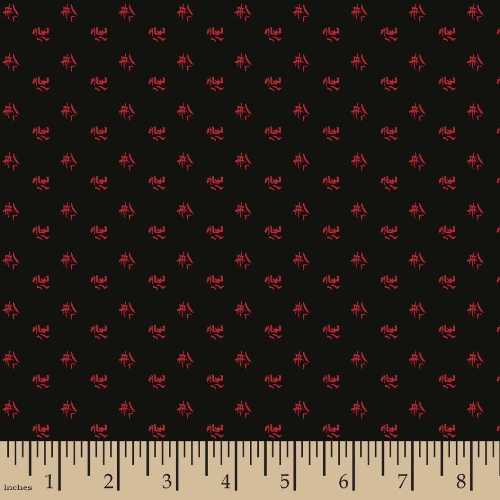 FAT QUARTER! Small Wonders of the World CHINA Retro Cotton Quilt Fabric RPFMD345