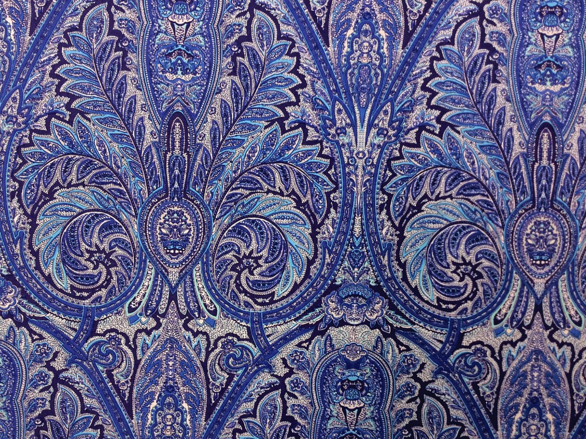 Provence France Valdrome Floral Cotton Home Dec Fabric ST15