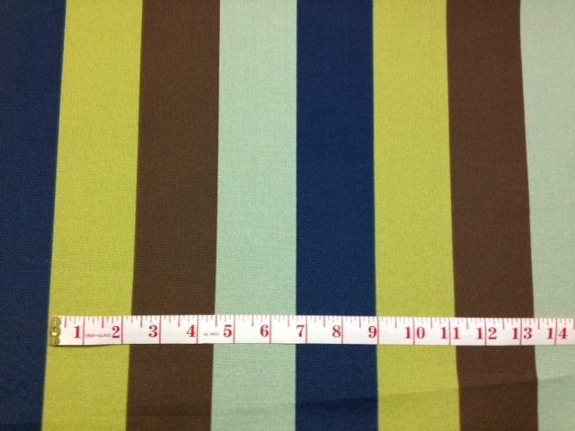 Classic Awning Tent Stripe famous Maker Printed Acrylic Outdoor Fabric S569 CLOSEOUT