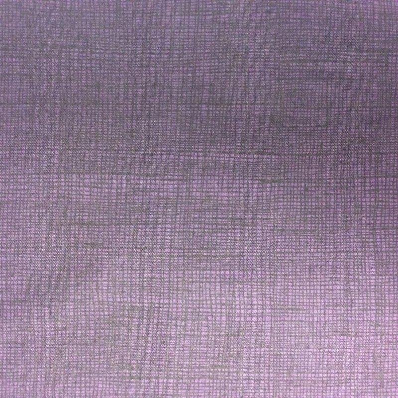 Crosshatch Blender Purple Eggplant Contemporary Crosshatch Quilt Cotton Quilting Fabric AH140