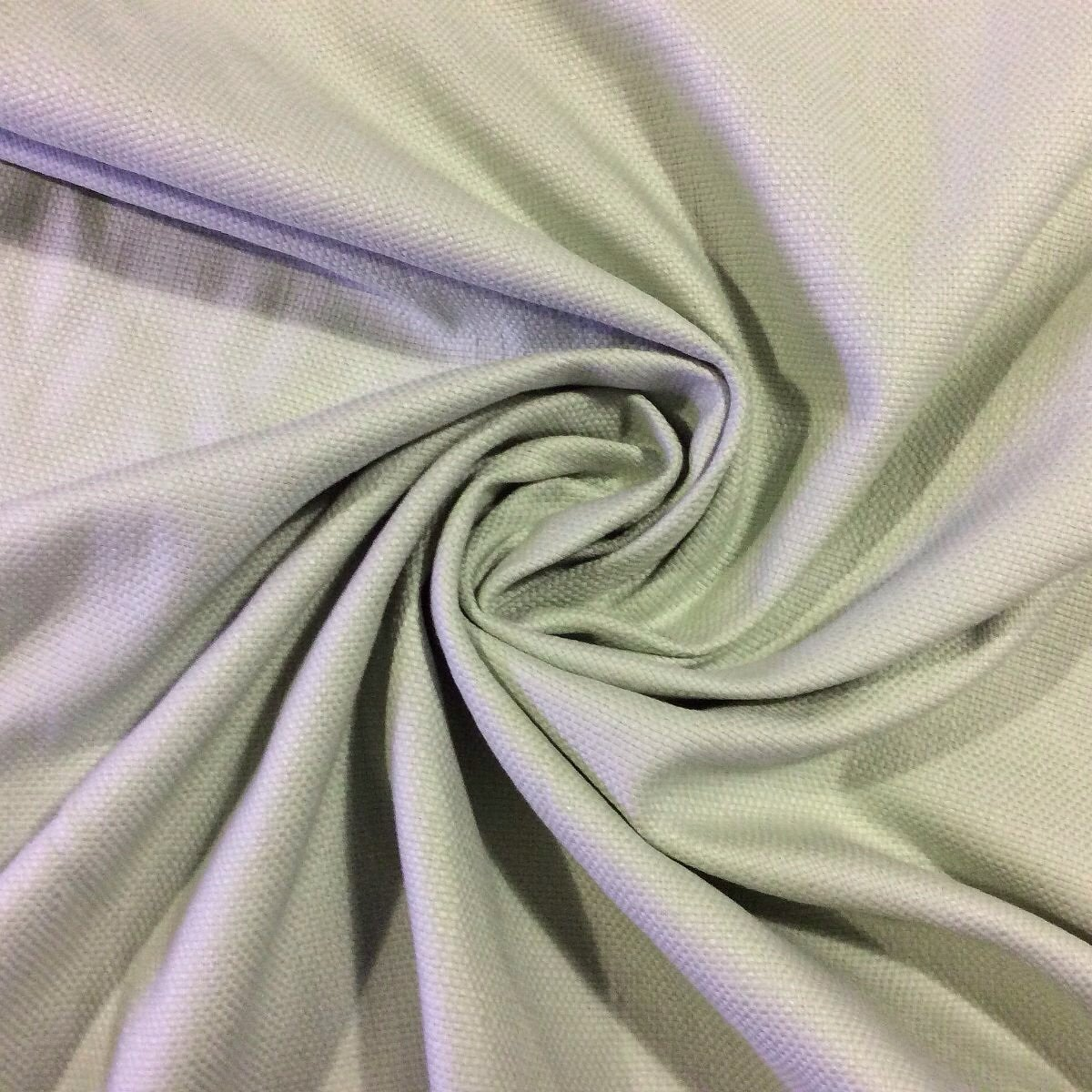 Celery Sage Green Heavy Textured Basketwoven Style Retro Look Solid Cotton Fabric Drapery Fabric Upholstery Fabric HD806