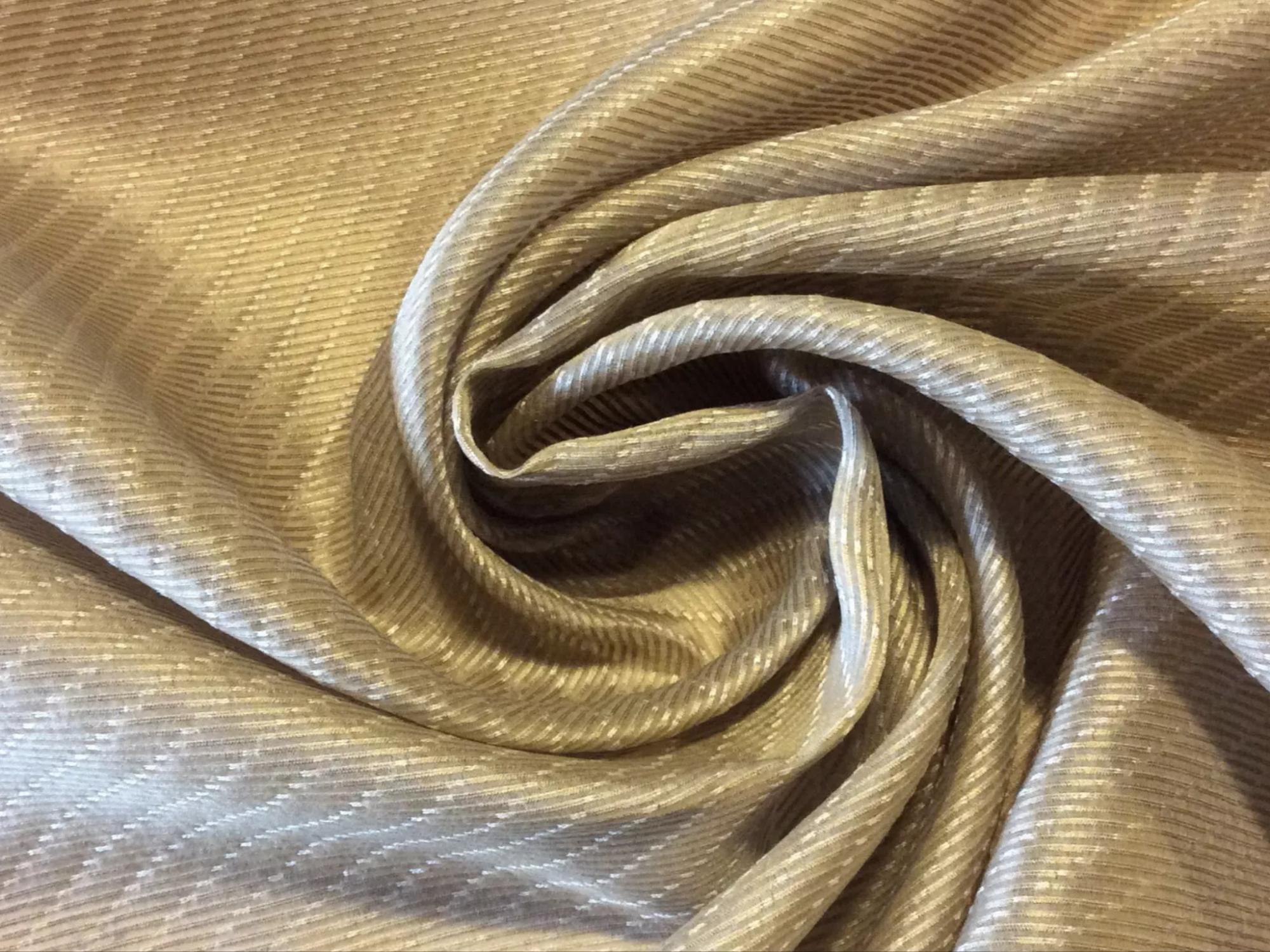 Clarence House Sheer Antoinette Semi Sheer Silk Home Dec Fabric CLA109