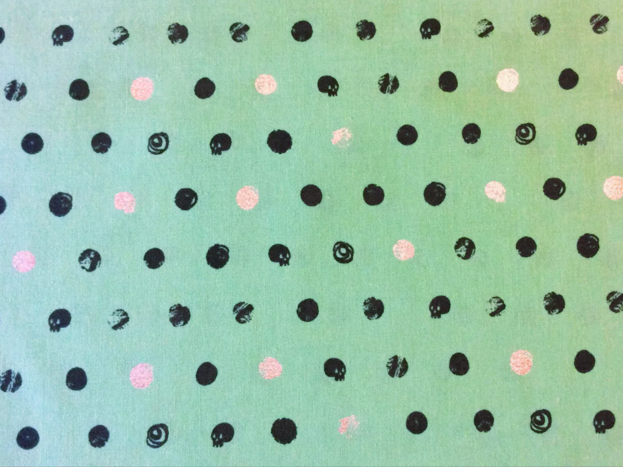 COTTON + STEEL MESA Spots Polka Dots Metallic Pattern Spotted Dotted Geo Cotton Quilting Fabric CTN58