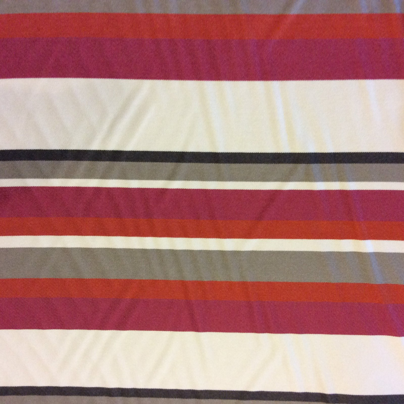 Candy Stripe Tropical Stripe Heavy Cotton Home Dec Drapery Fabric Upholstery Fabric NL079