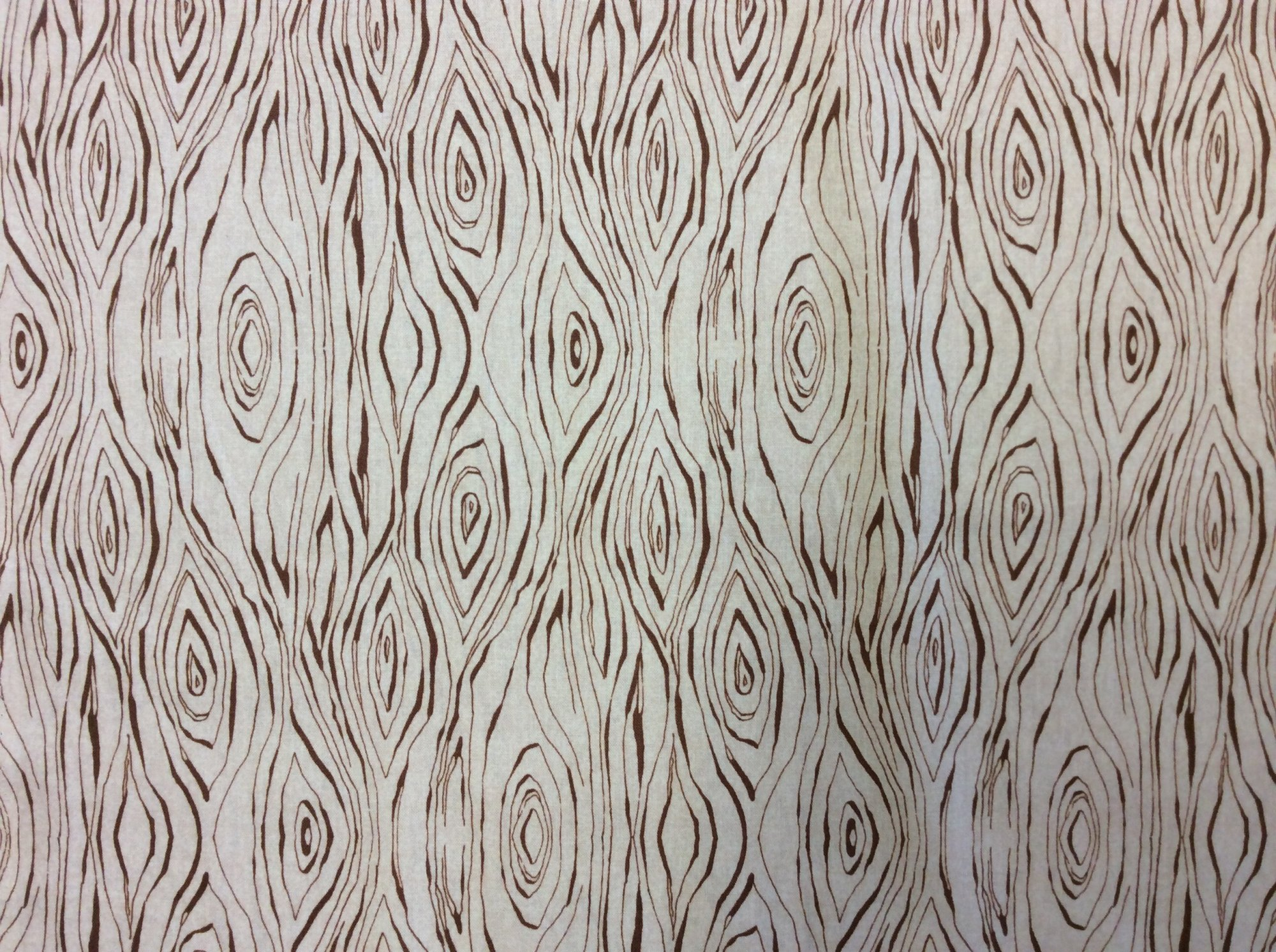 Wood Grain Faux Bois Tan Cotton Fabric Quilting Fabric MD339
