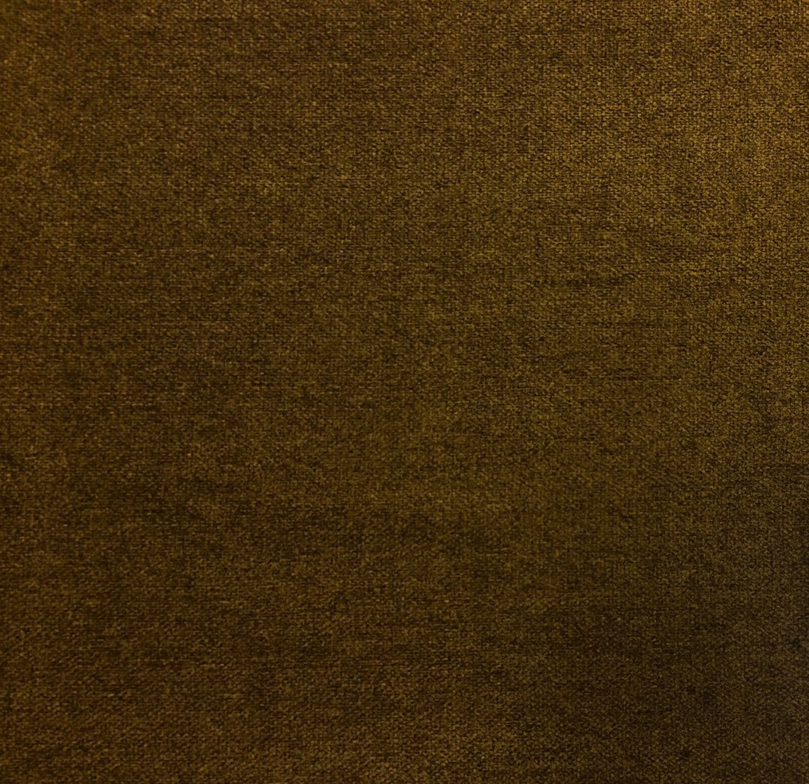 Olive Brown Heavy Upholstery Chenille Fabric LAT007