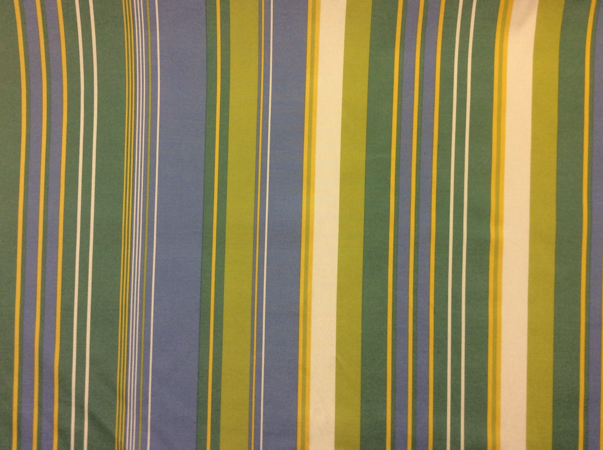 Classic Awning Stripe Tent Stripe Famous Maker Printed Acrylic Outdoor Fabric S604 CLOSEOUT