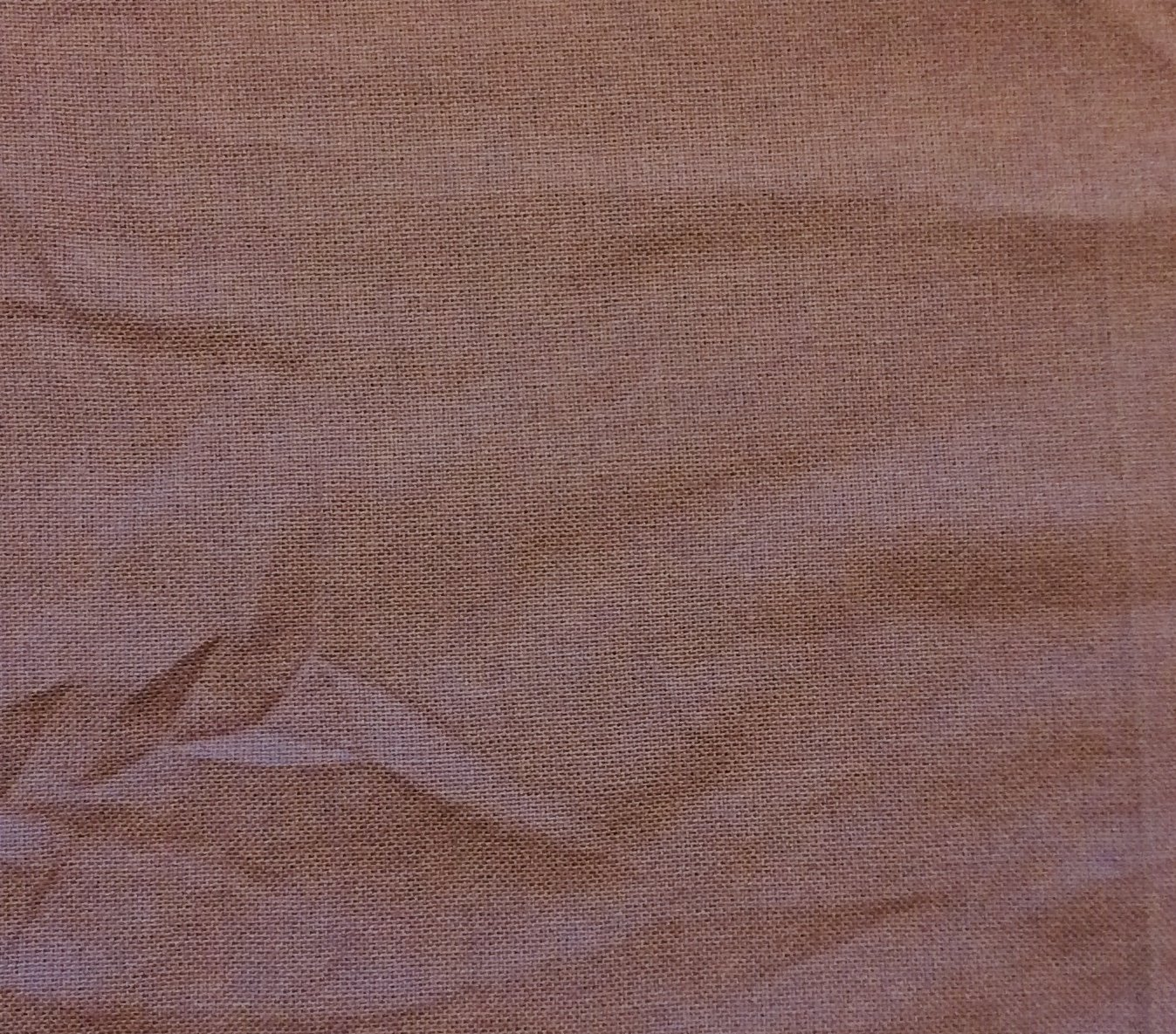 Visible Weave Made in Japan Warm Plum Light Purple Canvas Mid Weight Solid Apparel Home Decor Sewing Fabric DMD003