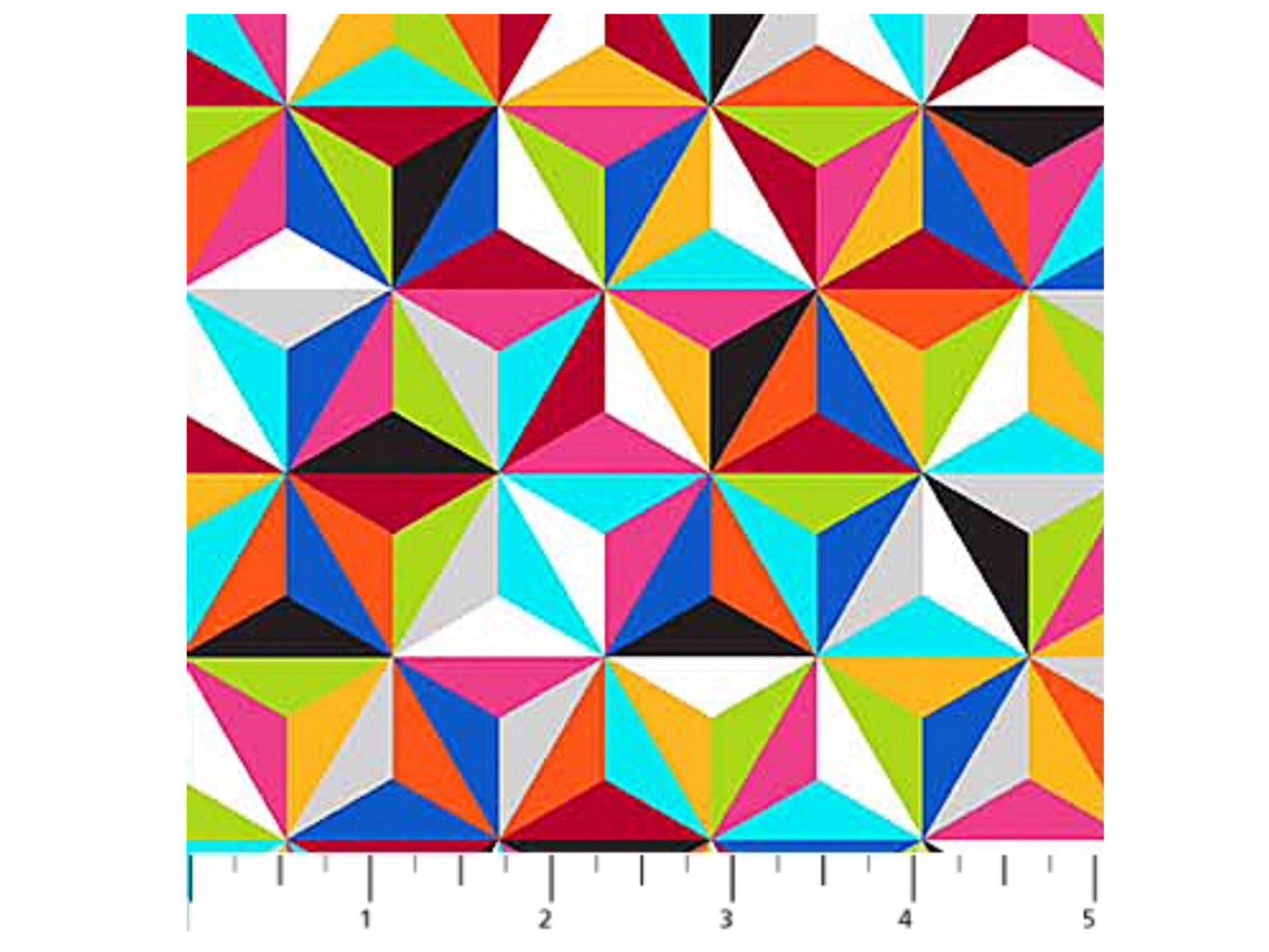 Spectrum Gems Color Works Amazing Cotton Quilt Fabric NC18
