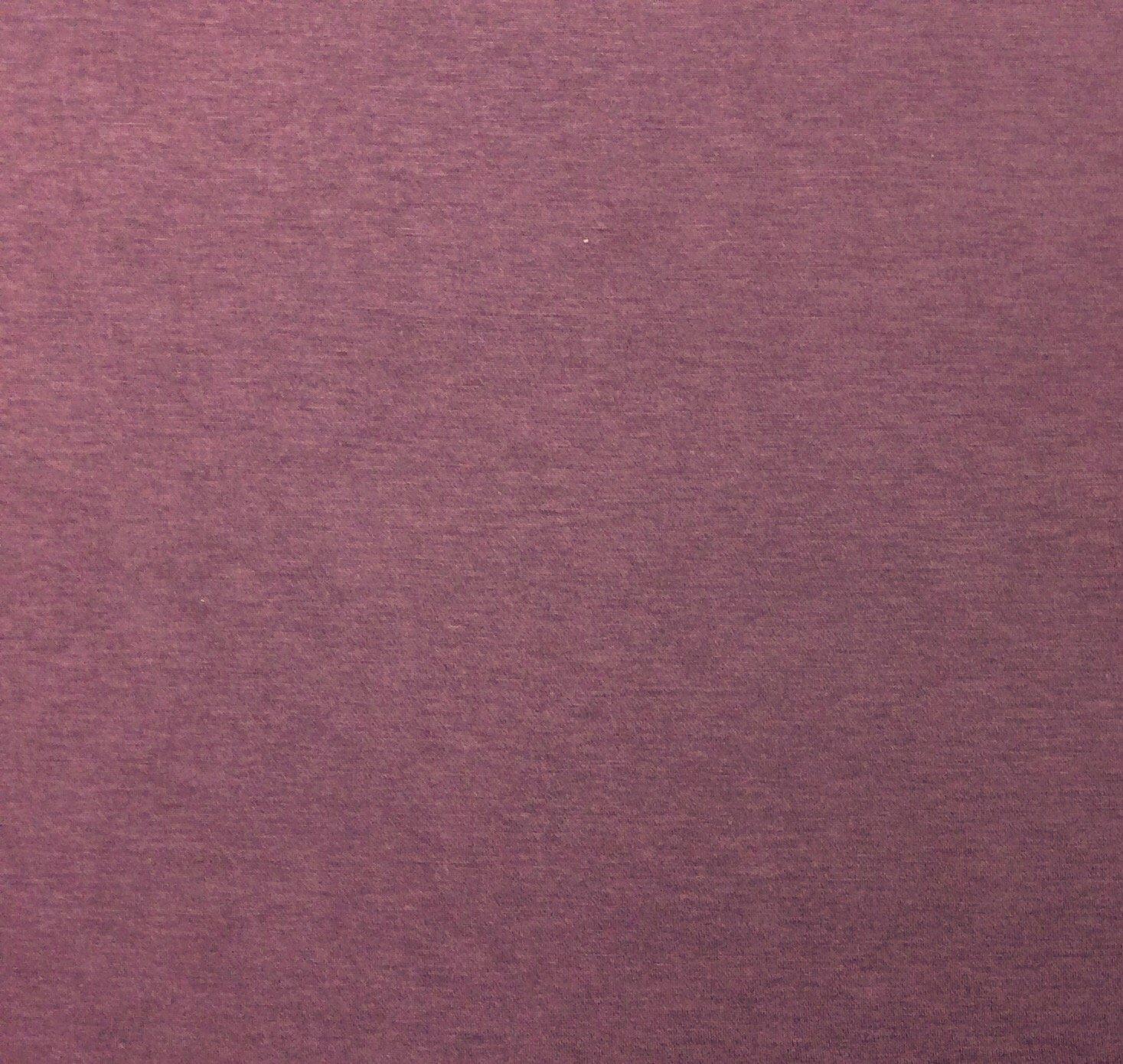Aubergine  Knit Apparel Fabric RMRB4699