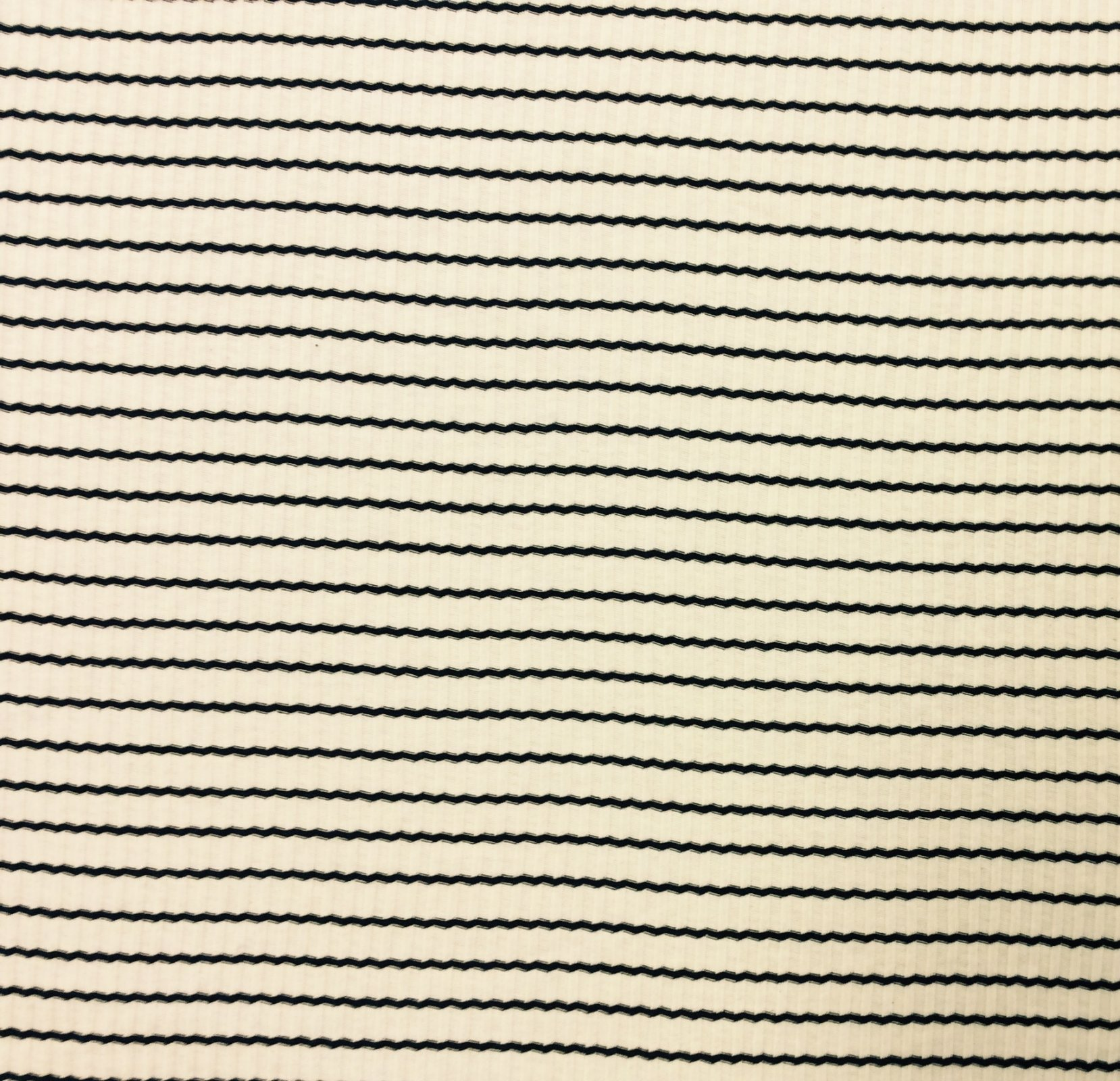 Lycra Rayon Knit Ribbed Stretch Striped Apparel Fabric RMCC7574