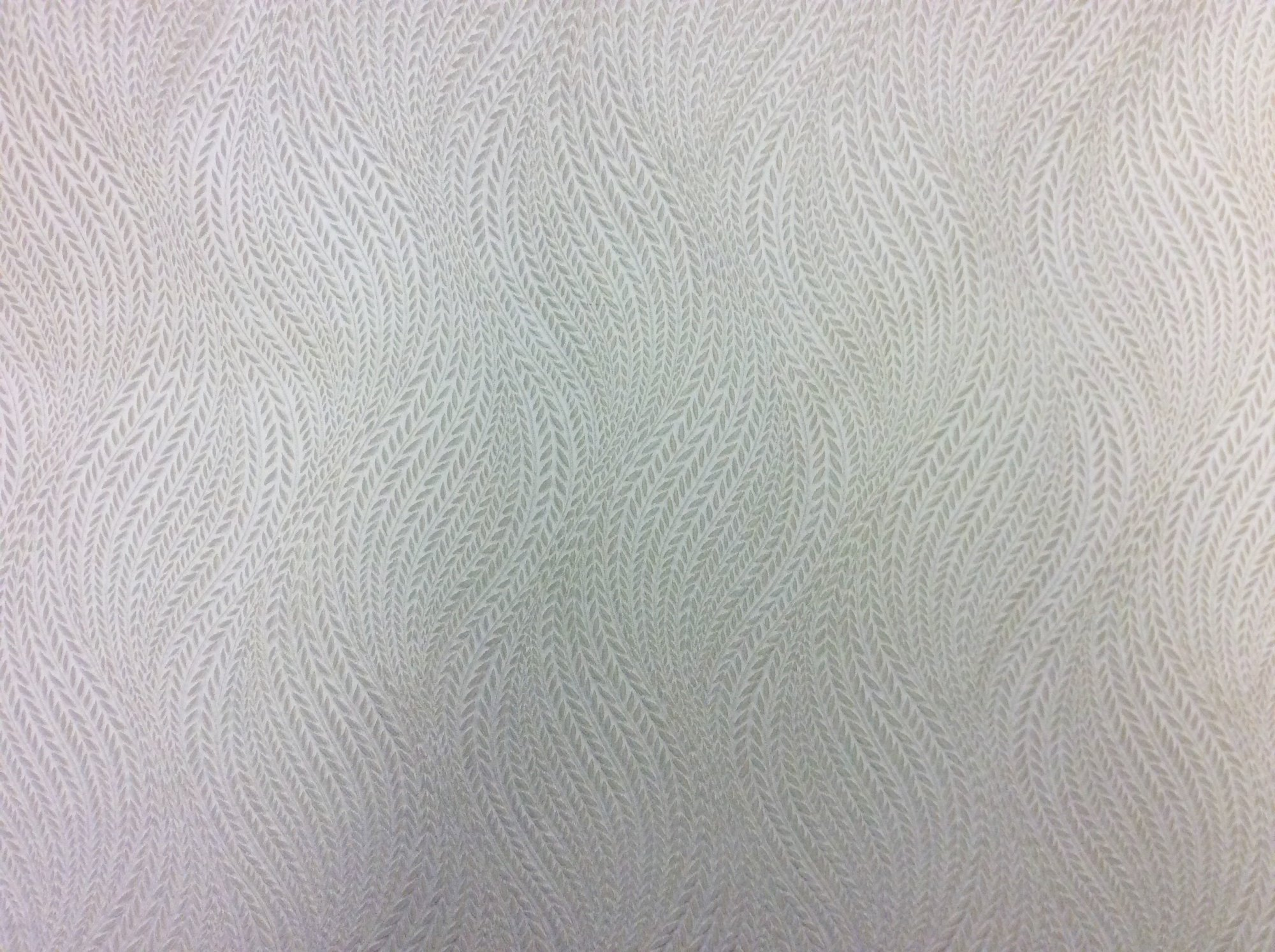 CAR1803. Textured Home Decor Fabric. Ivory.