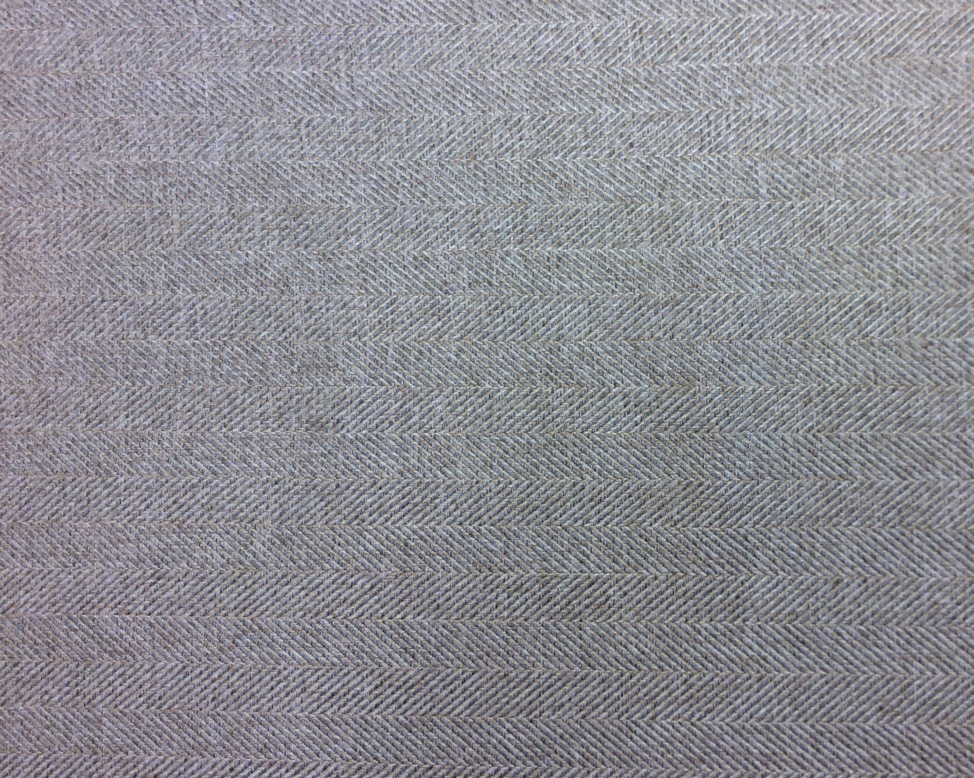 Heavy Weight Herringbone Upholstery Home Dec Fabric REG001