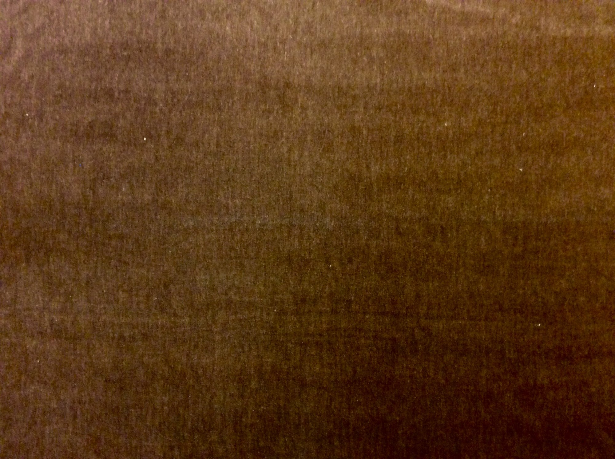 Clarence House Angora Mohair Chestnut Made in Holland Heavy Upholstery Fabric CLA1009