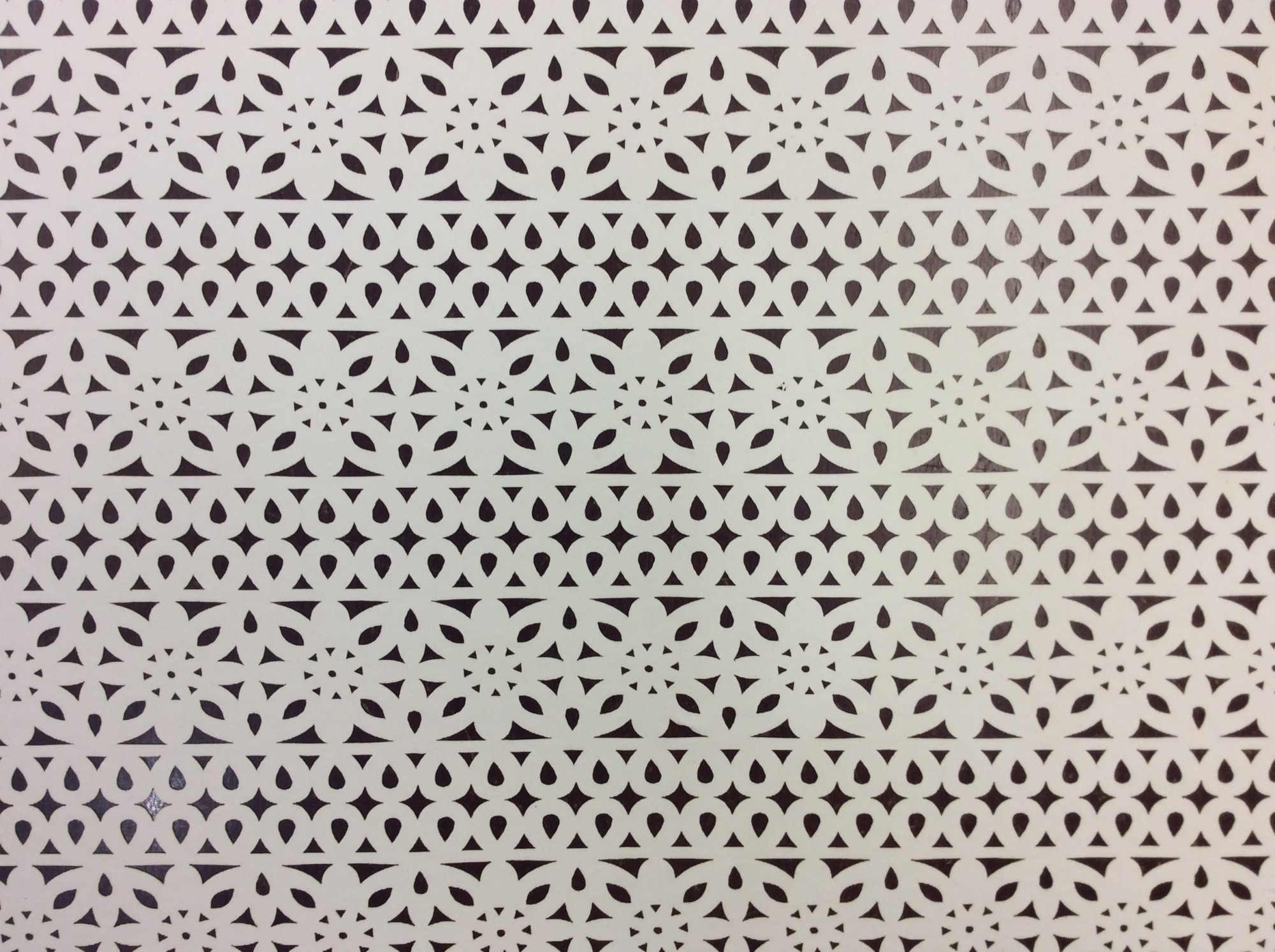 Laser Cut Out Floral Trina Turk Designer Polyester Apparel Sewing Fabric TT4660