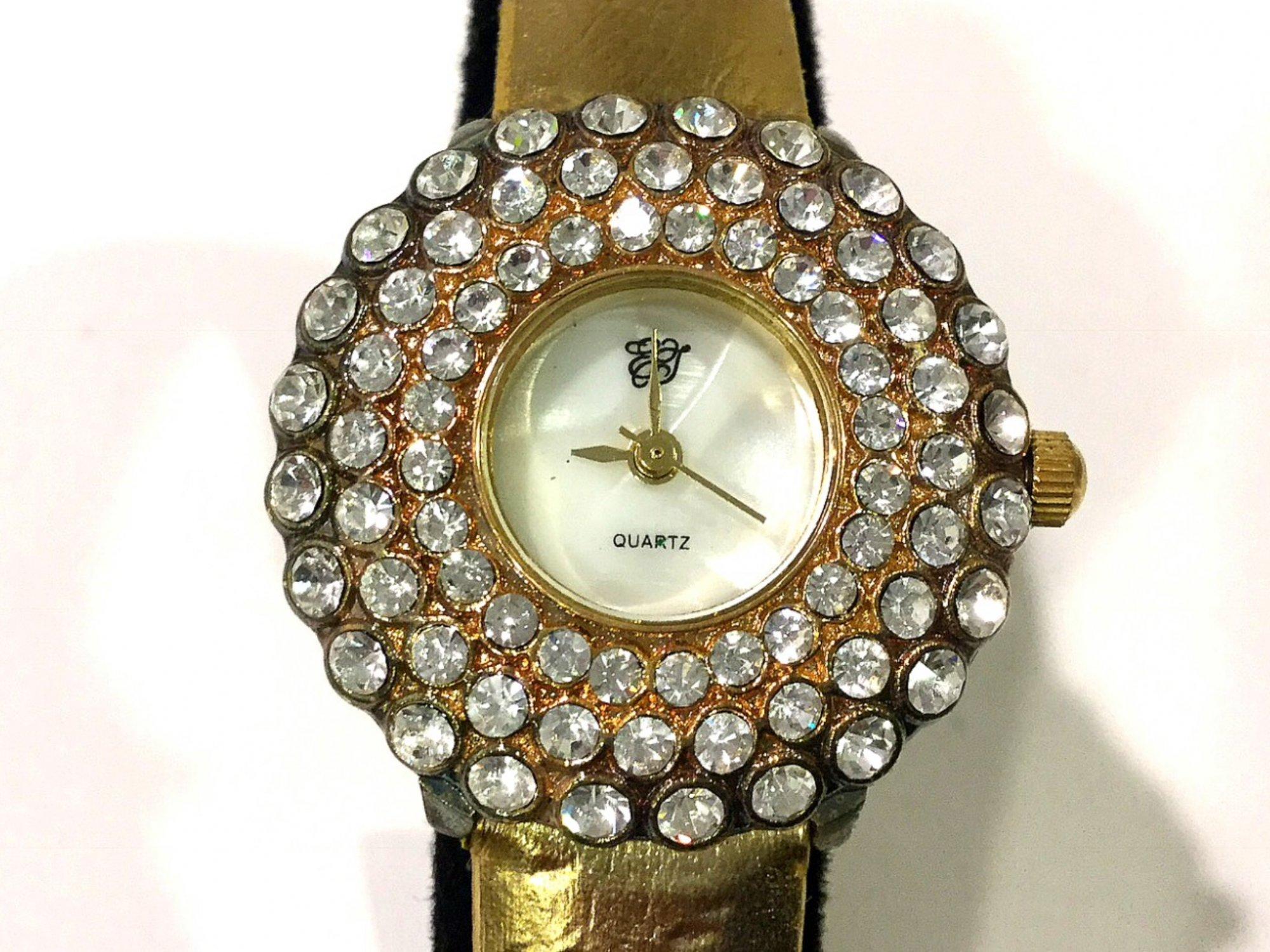 Watch Rhinestone Wristwatch Ladies Watch