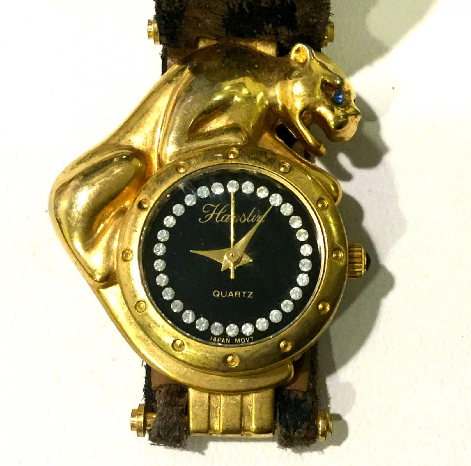 Watch Cheetah Wristwatch Ladies Watch
