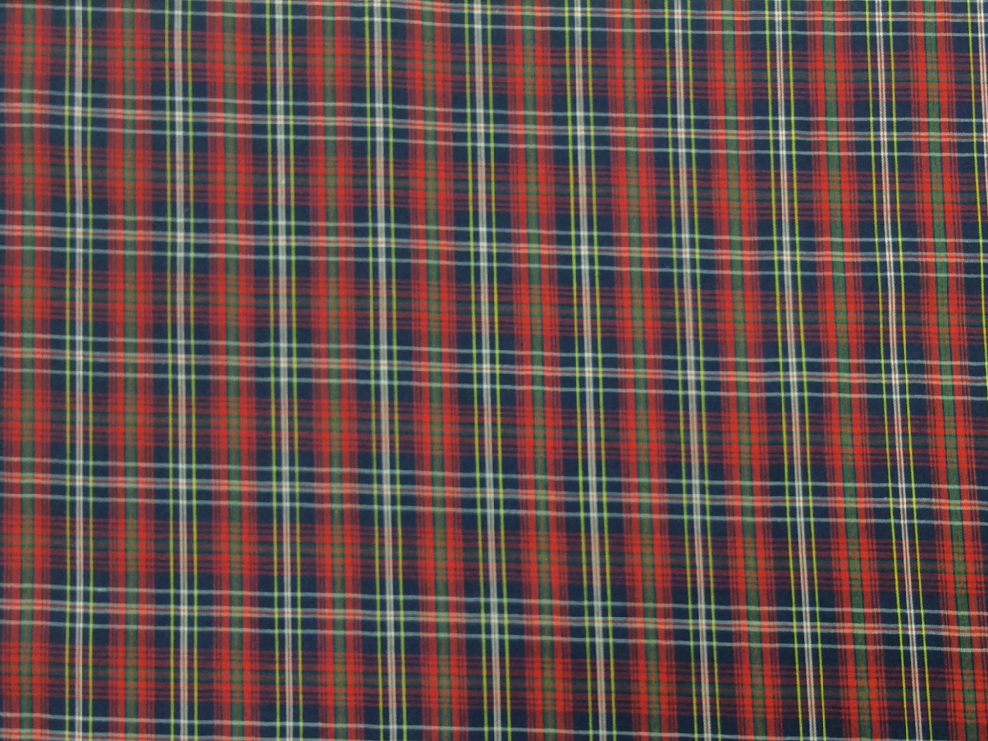 Tartan Plaid Lancelot Apparel Fabric Yarn Dyed Fabric FTP18