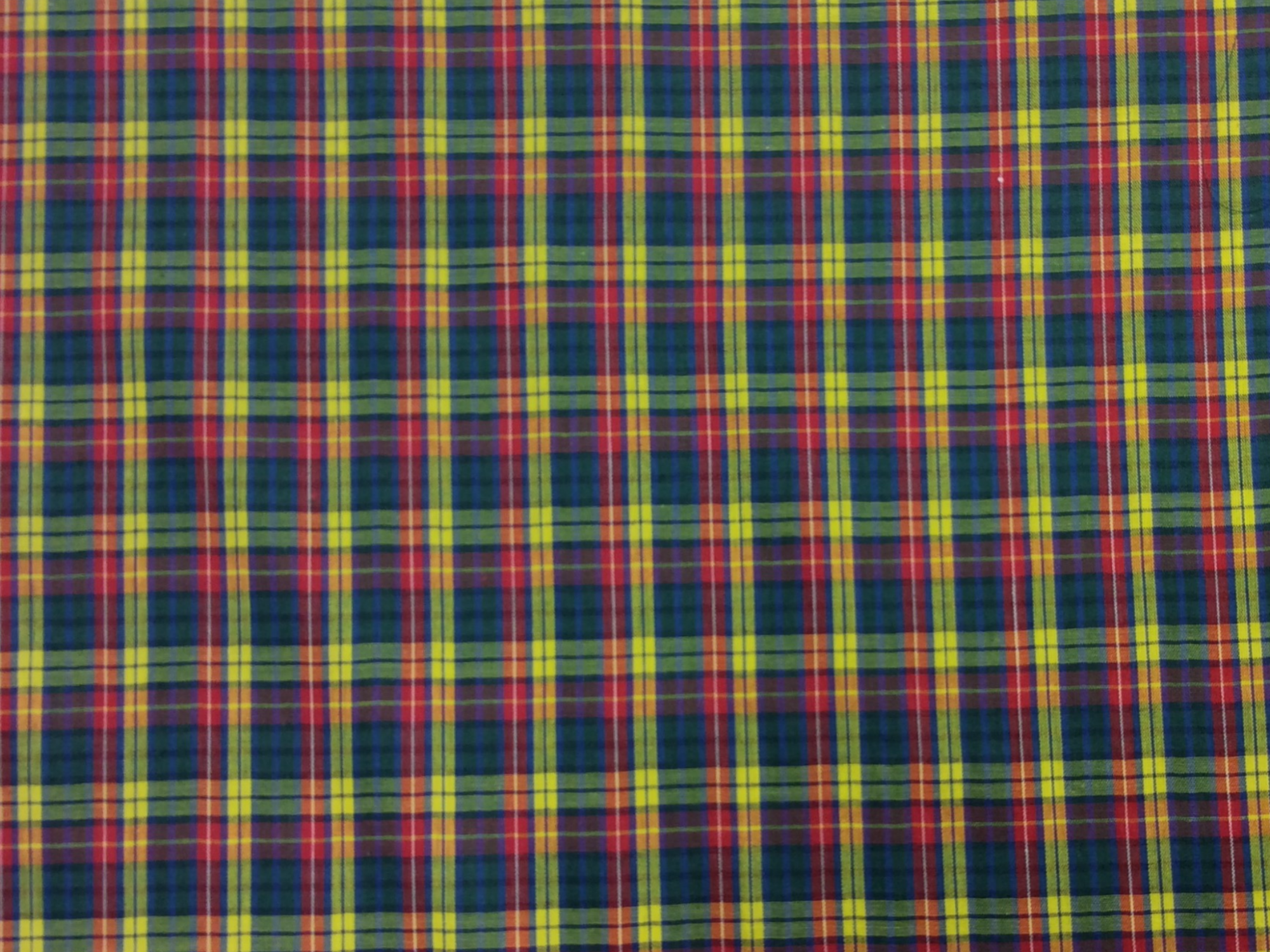 Tartan Plaid Prince Charles Apparel Fabric Yarn Dyed Fabric FTP02