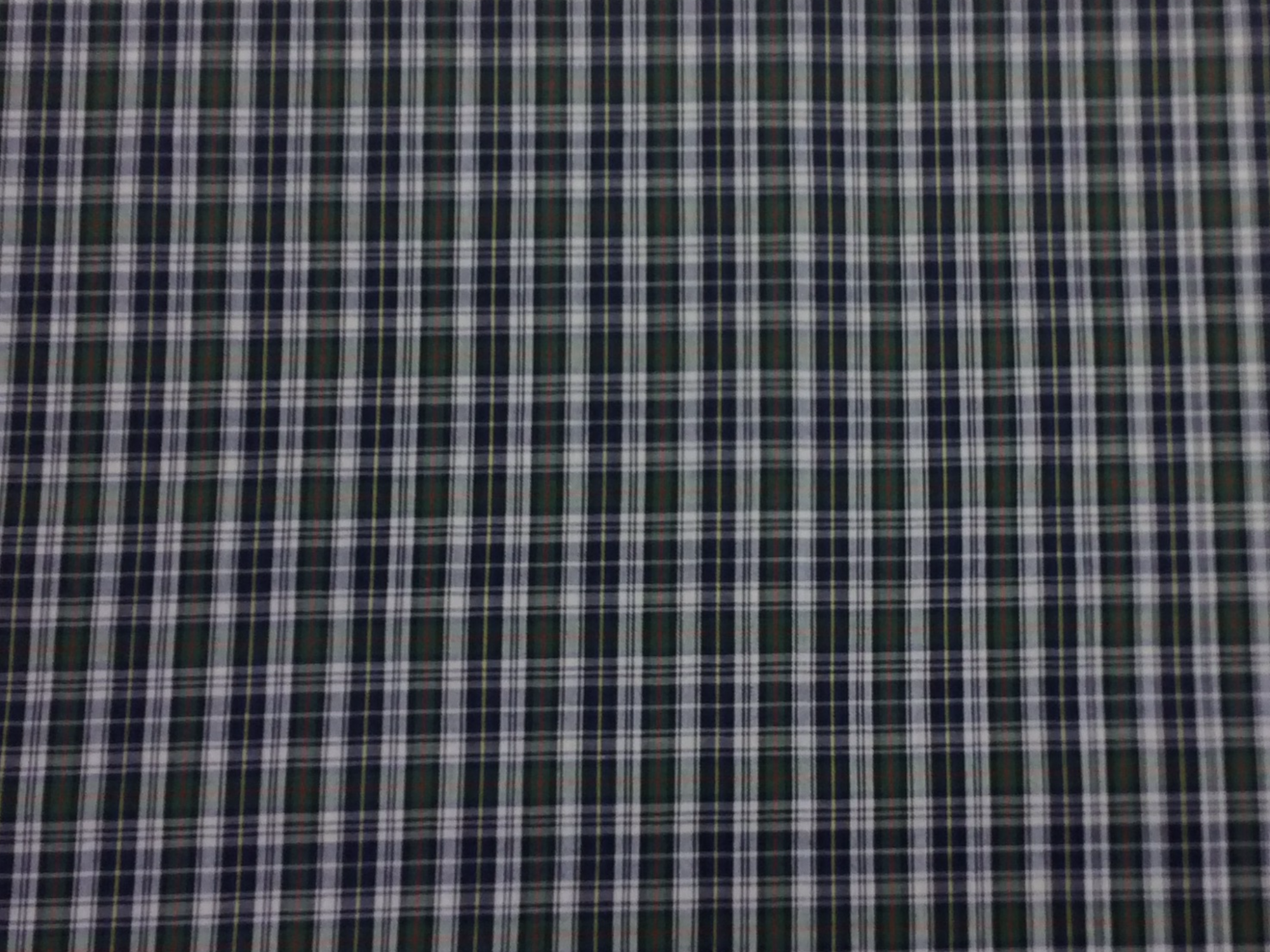 Tartan Plaid Hamilton Clan Apparel Fabric Yarn Dyed Fabric FTP08