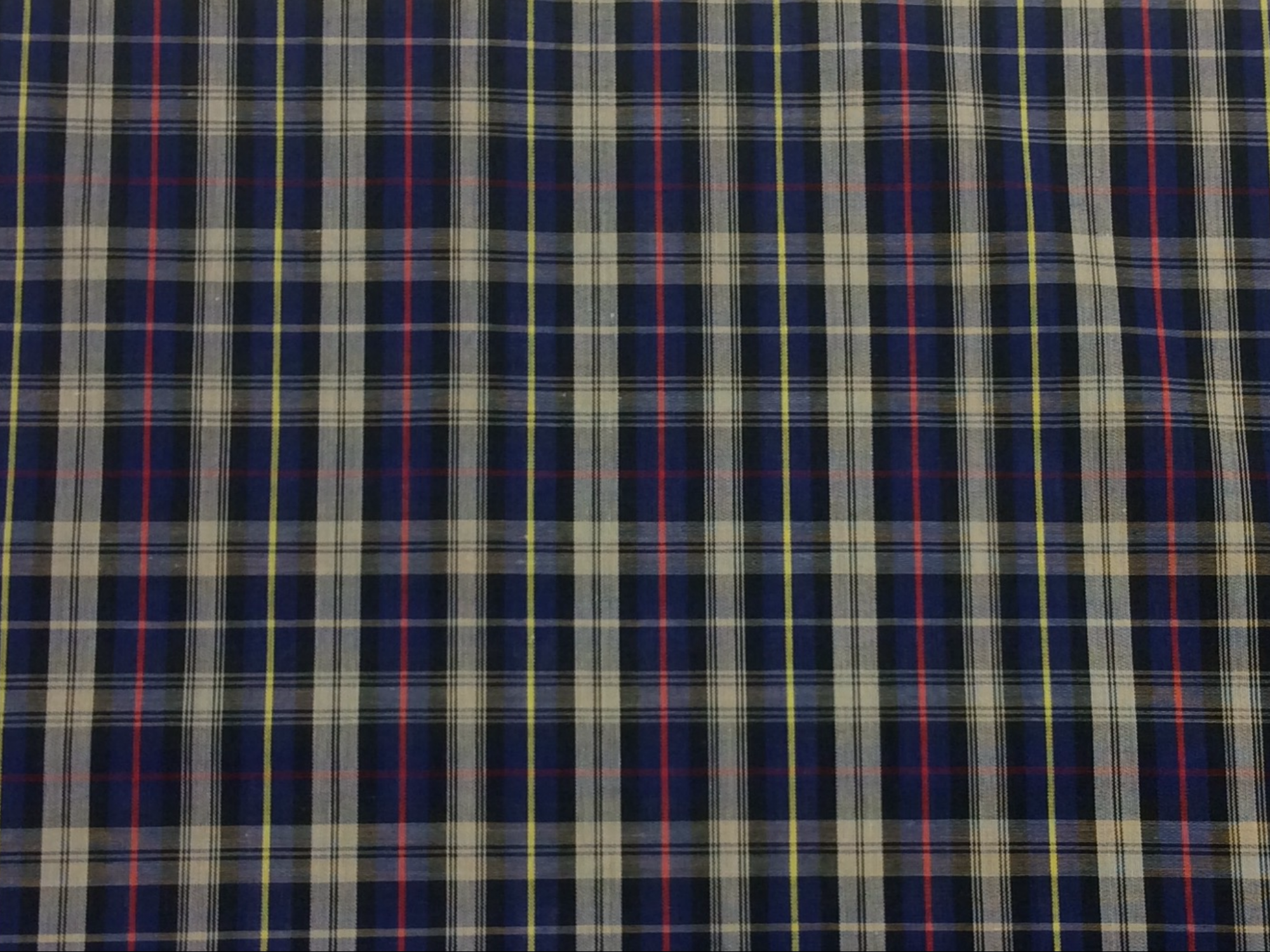 Tartan Plaid Murray Clan Apparel Fabric Yarn Dyed Fabric FTP12