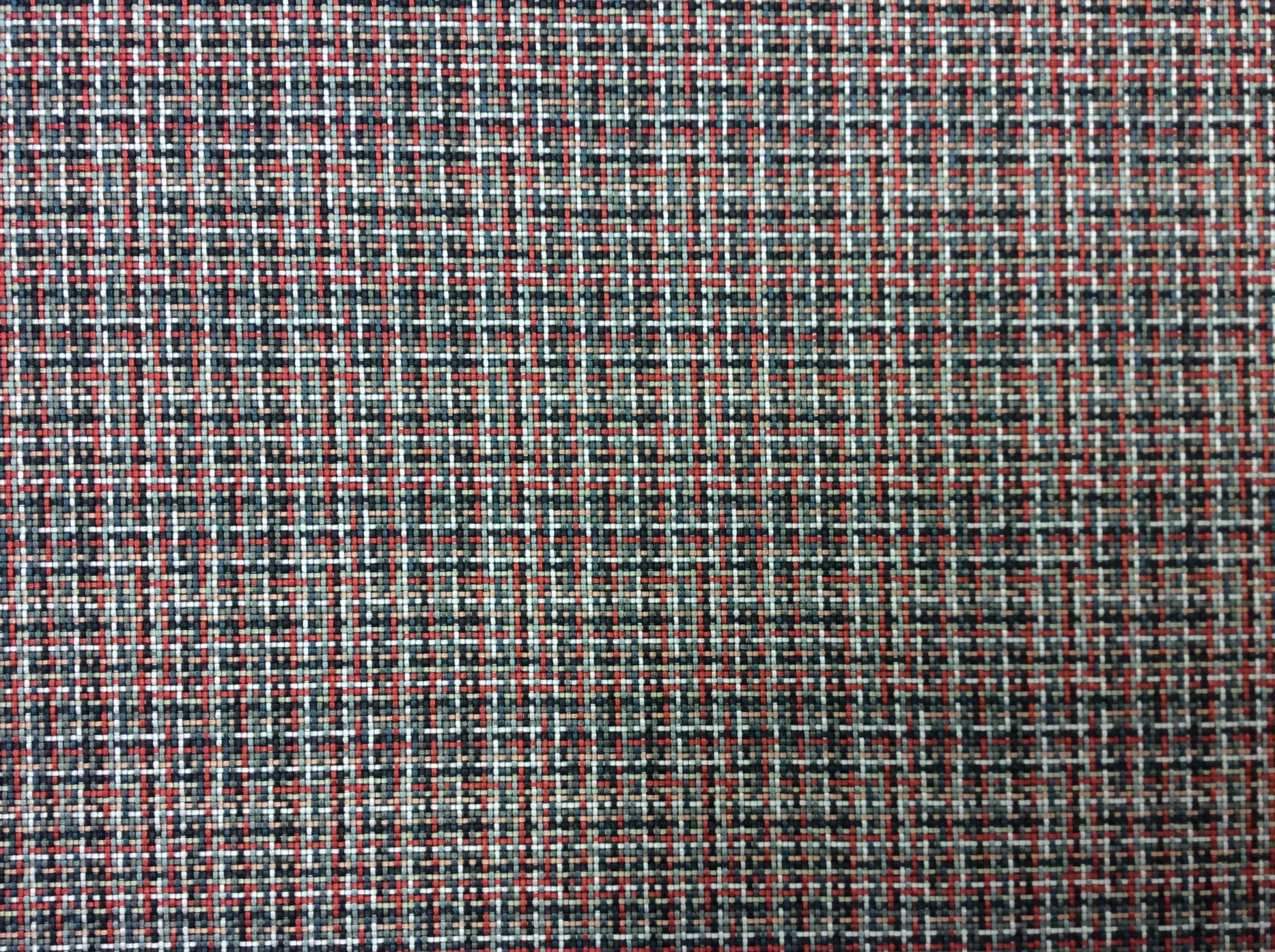 Mid Century Look Woven Upholstery Fabric Tweed Heavy Duty Home Decor Fabric KNG1823