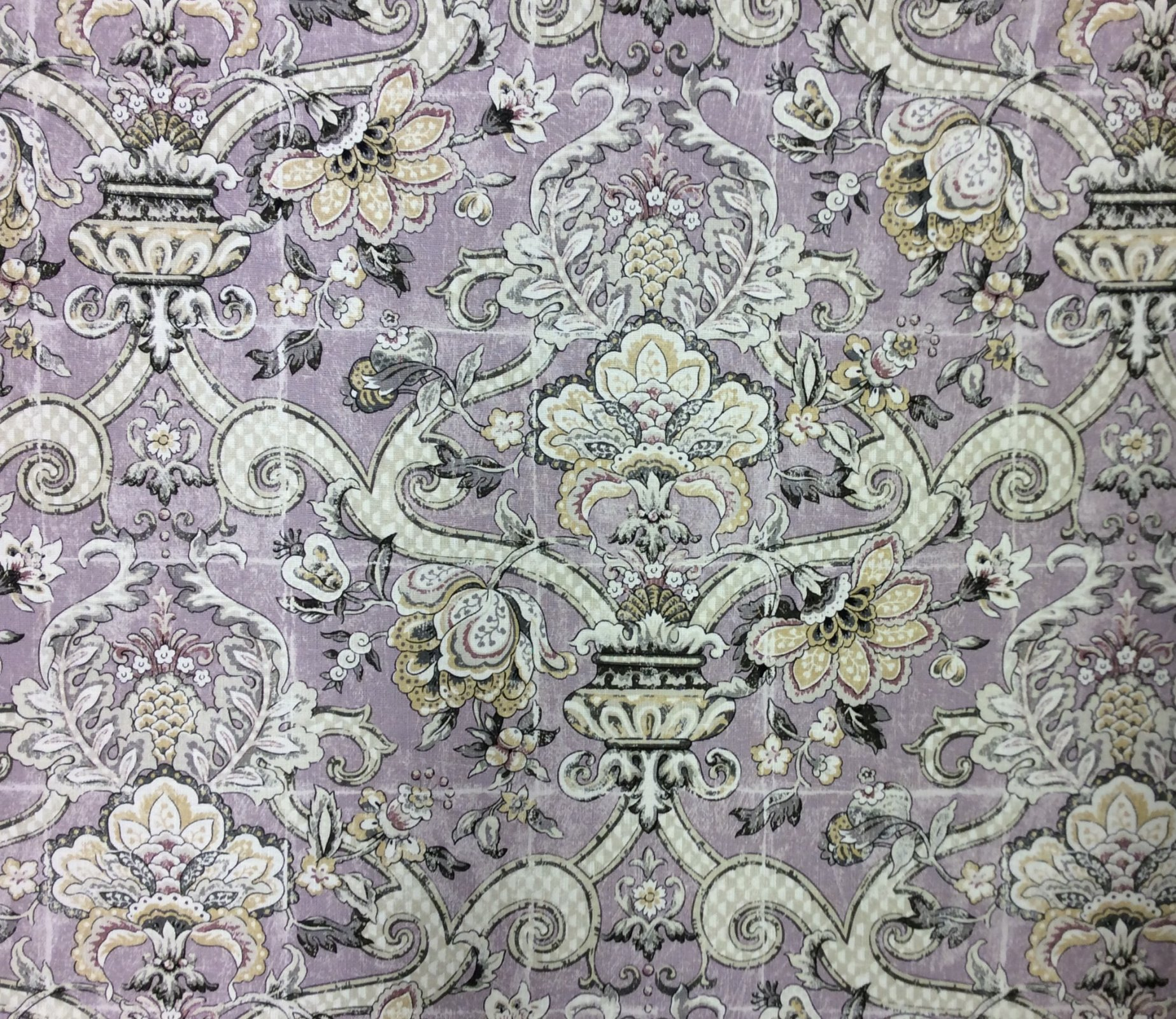 Waverly Archival Urn Transitional Home Decor Upholstery Fabric LC38