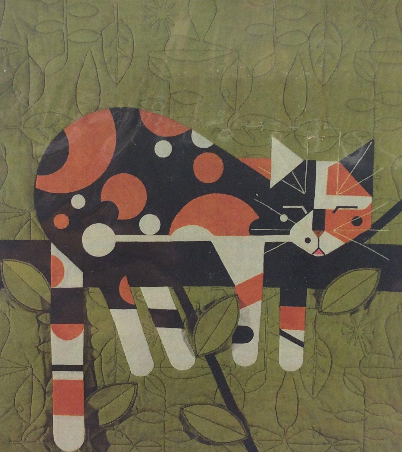 Charley Harper Limp on a Limb Quilt Sewing Pattern HQL162