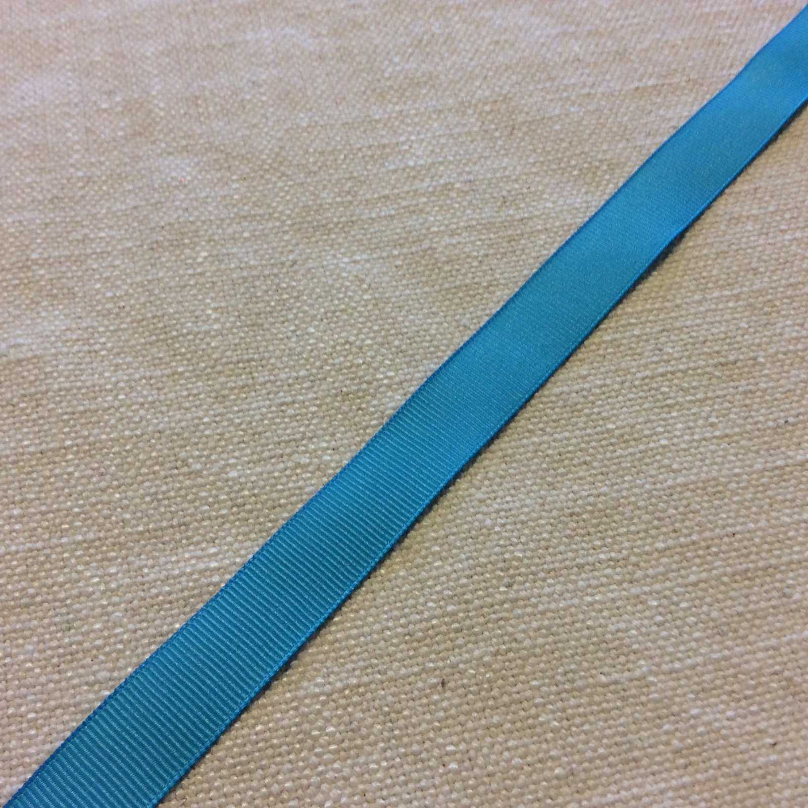 Grosgrain Ribbon Turquoise 5/8 Trim Ribbon RIB1108