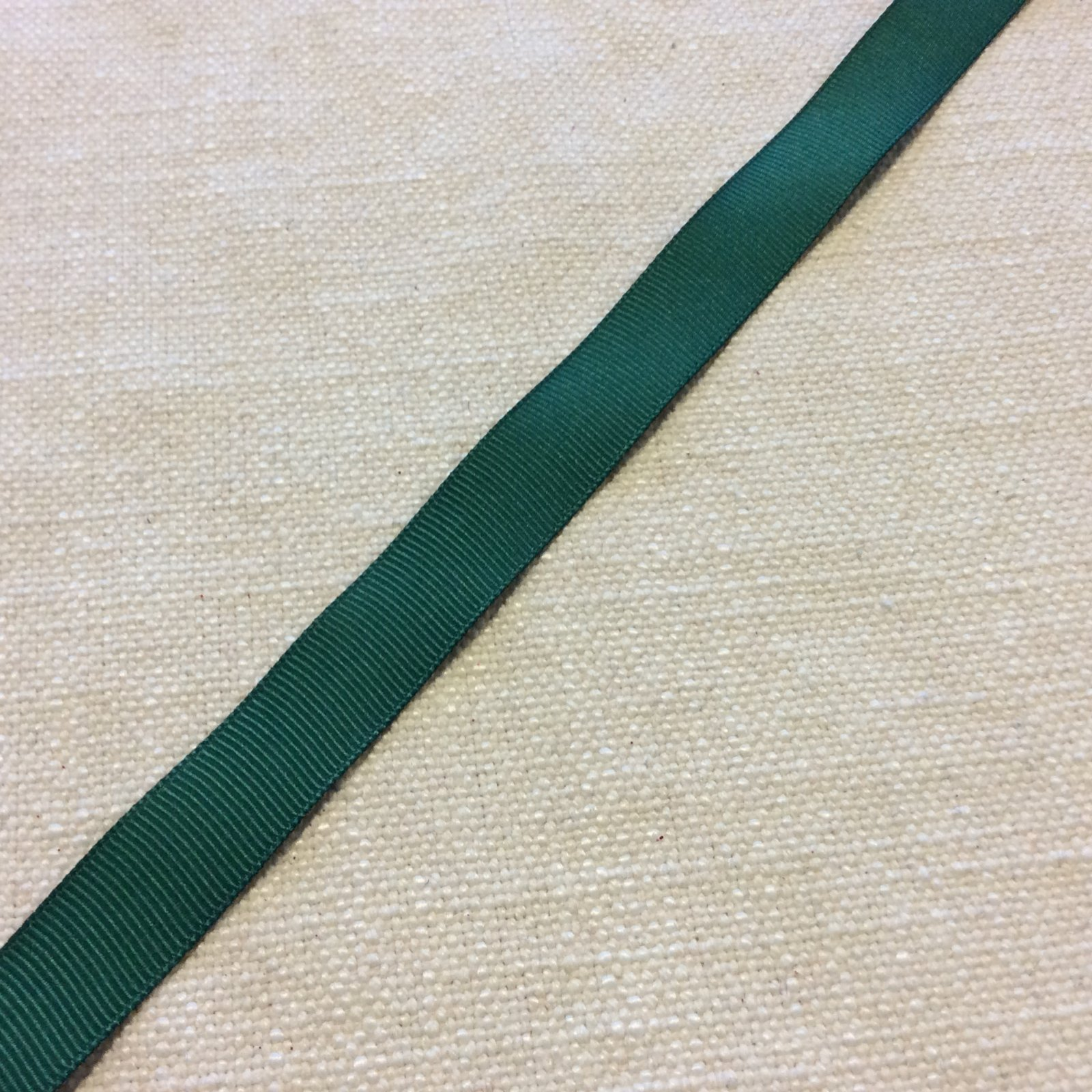 Grosgrain Ribbon Hunter Green 5/8 Trim Ribbon RIB1115