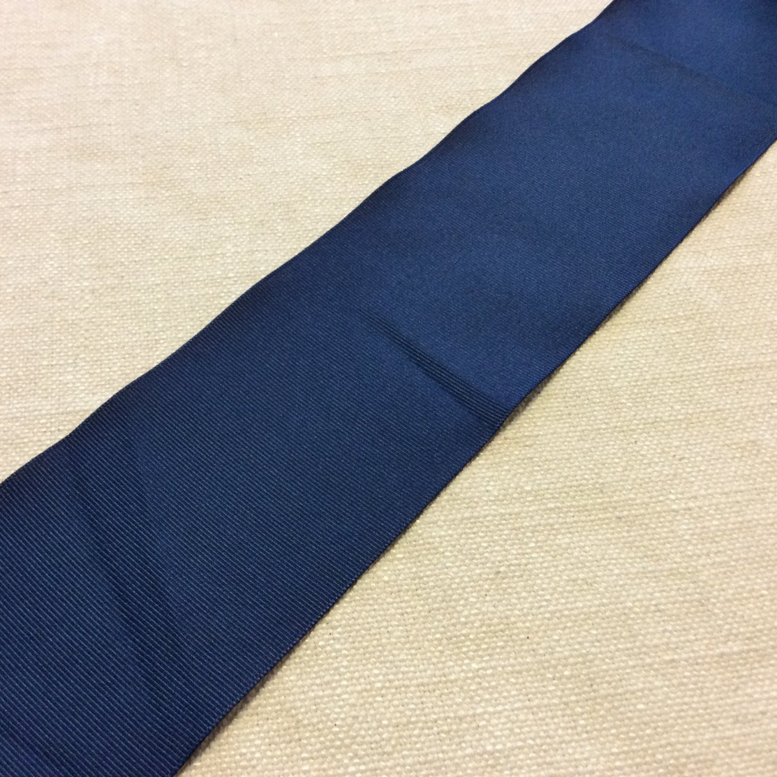 Grosgrain Ribbon 3 Navy Blue Trim Ribbon RIB1133