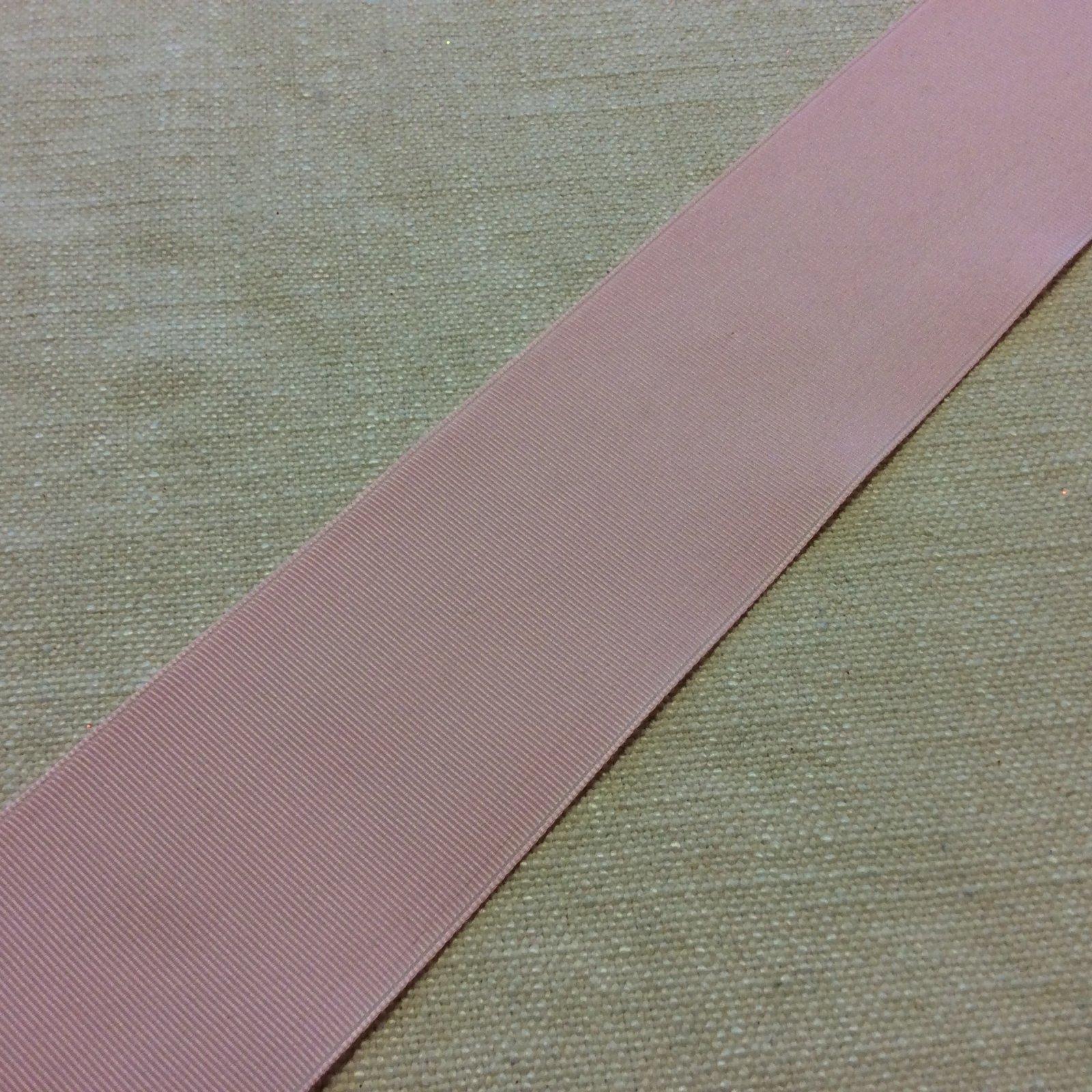 Grosgrain Ribbon 2.5 Light Pink Trim Ribbon RIB1134