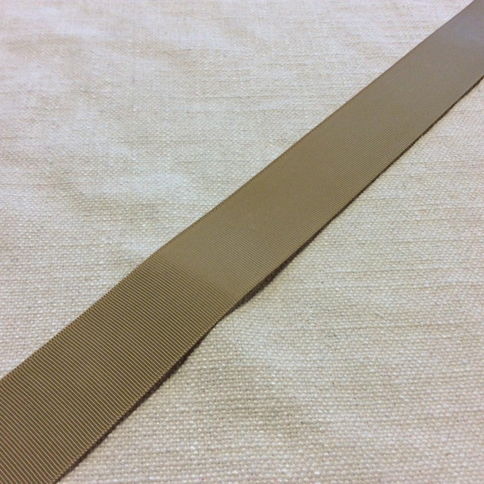 Grosgrain Ribbon 1.5 Soft Golden Wheat Trim Ribbon RIB1177