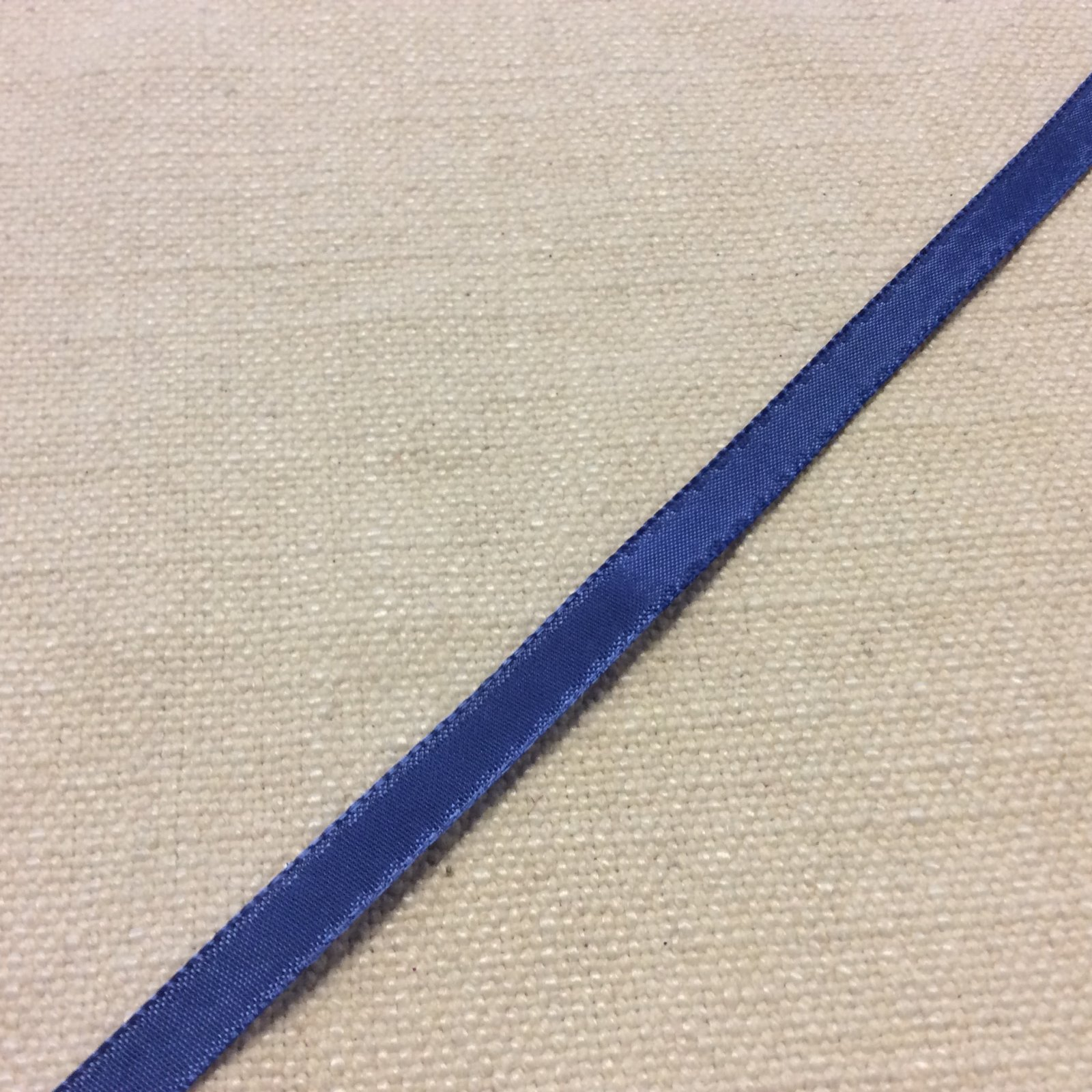 Satin Ribbon 3/8 Royal Blue Trim Ribbon RIB1263