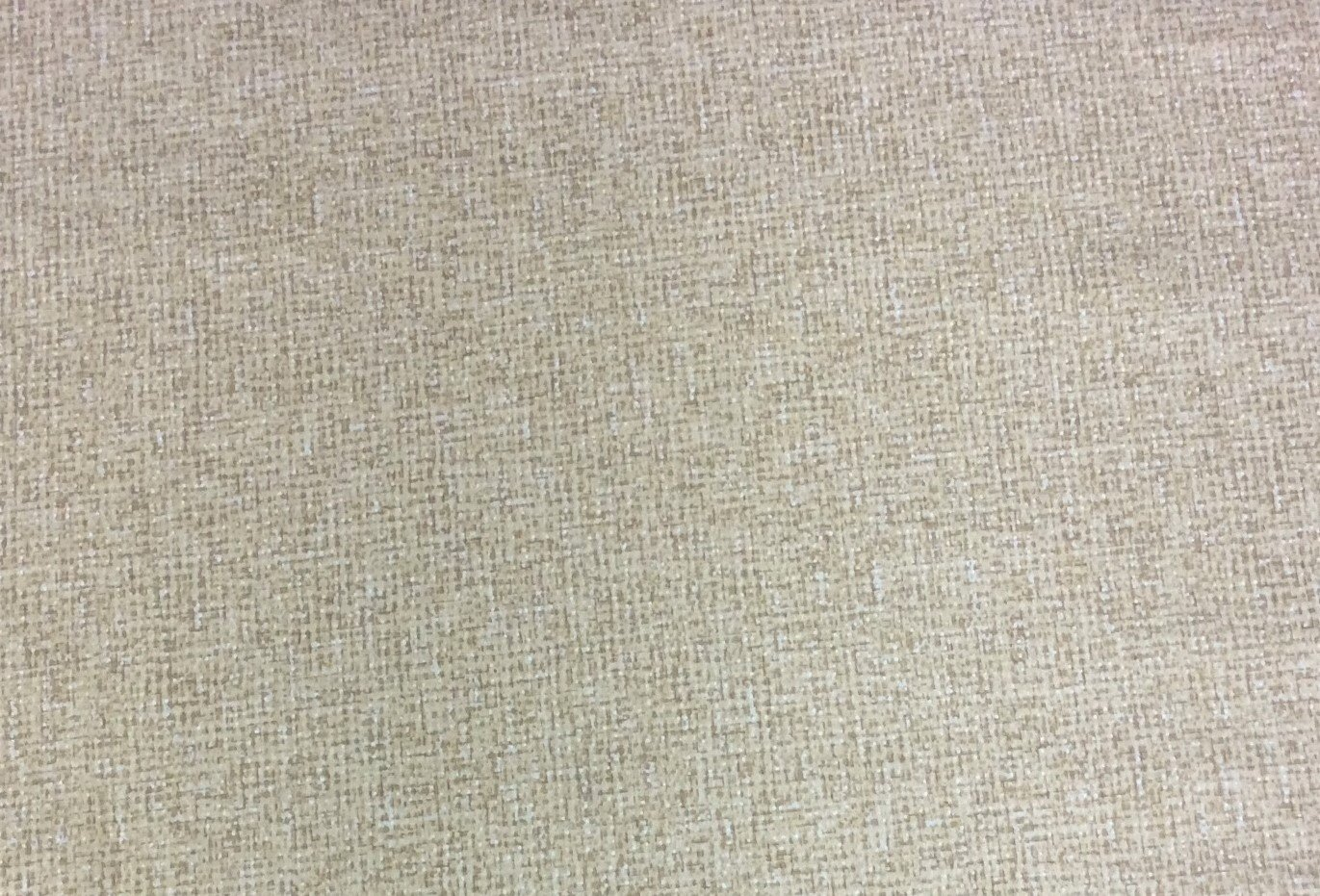 Metallic Crosshatch Gold Cream Check Blender Cotton Quilt Fabric MD207