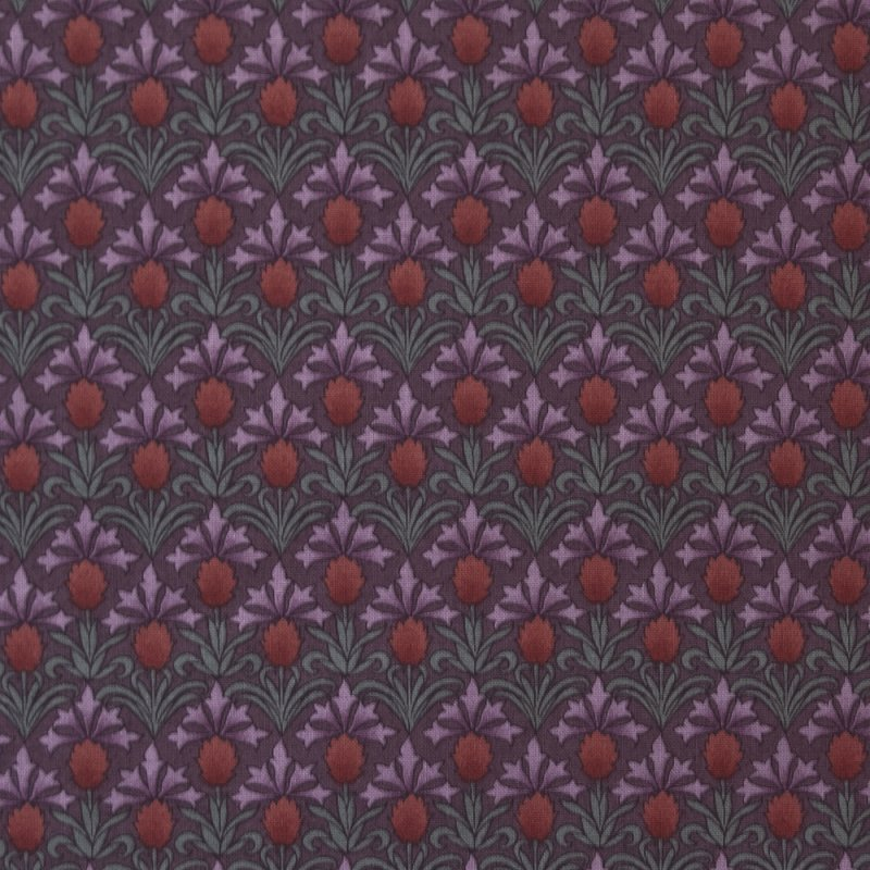 William Morris Barbara Brackman MO02 Moda Arts and Crafts Morris Modernized Quilting Cotton Quilt Fabric