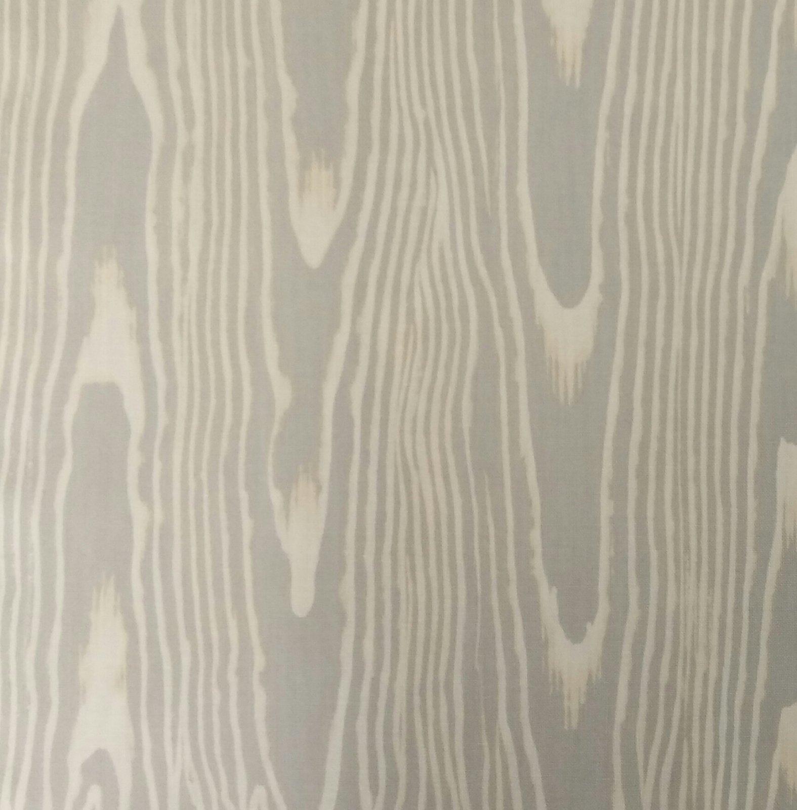 Faux Bois Moda Grey Faux Wood Grain Tree Cotton Quilt Fabric MO52