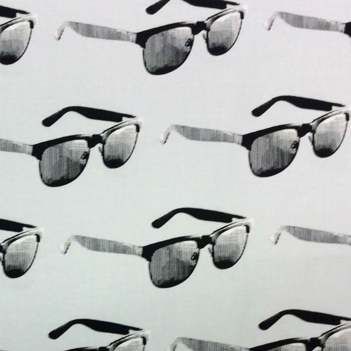 MO73 Sunglasses Shades Urban Cool Fashion Moda Retro Cotton Quilt Fabric